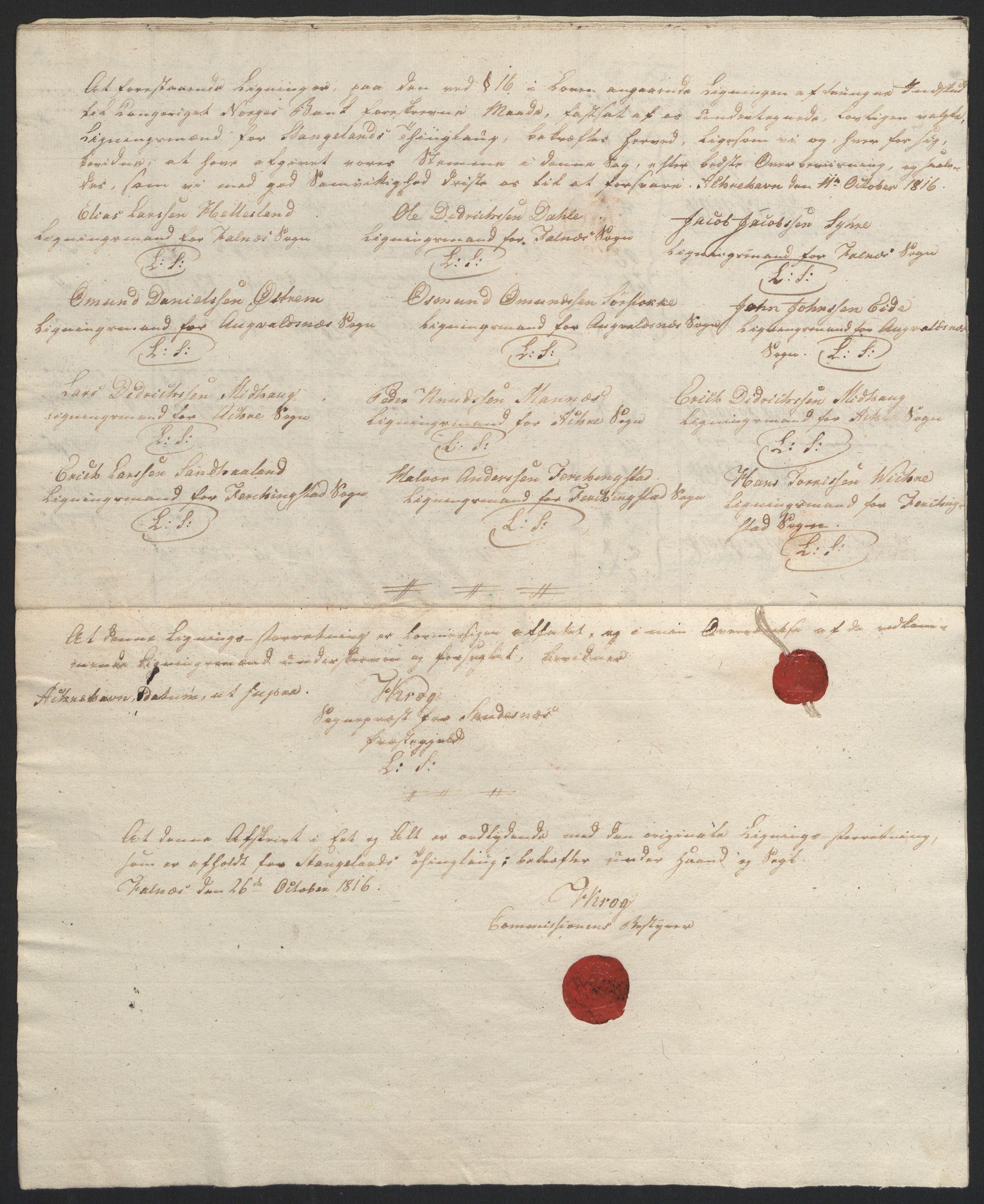 NOBA, Norges Bank/Sølvskatten 1816*, 1816, s. 56