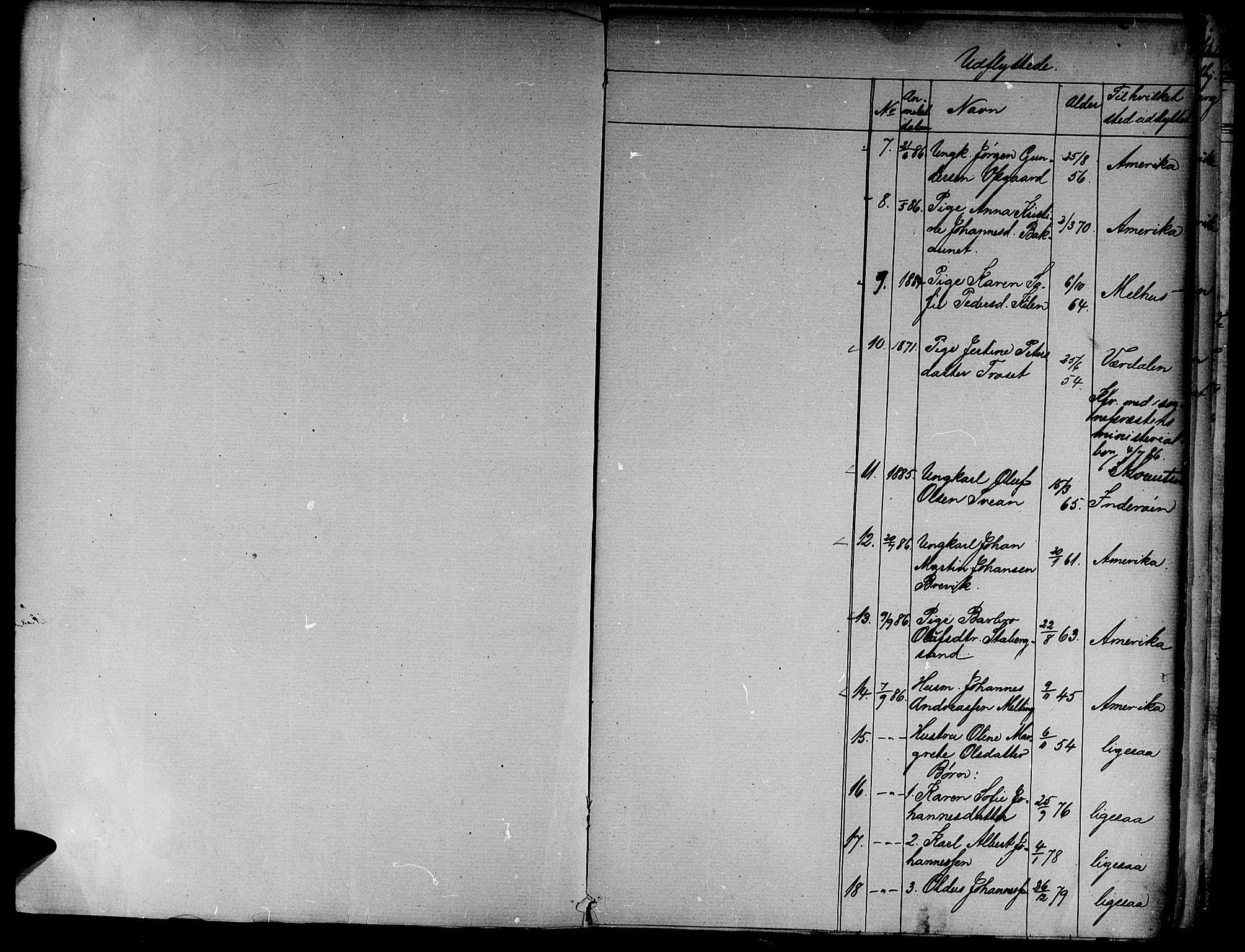 SAT, Ministerialprotokoller, klokkerbøker og fødselsregistre - Nord-Trøndelag, 733/L0326: Klokkerbok nr. 733C01, 1871-1887, s. 195