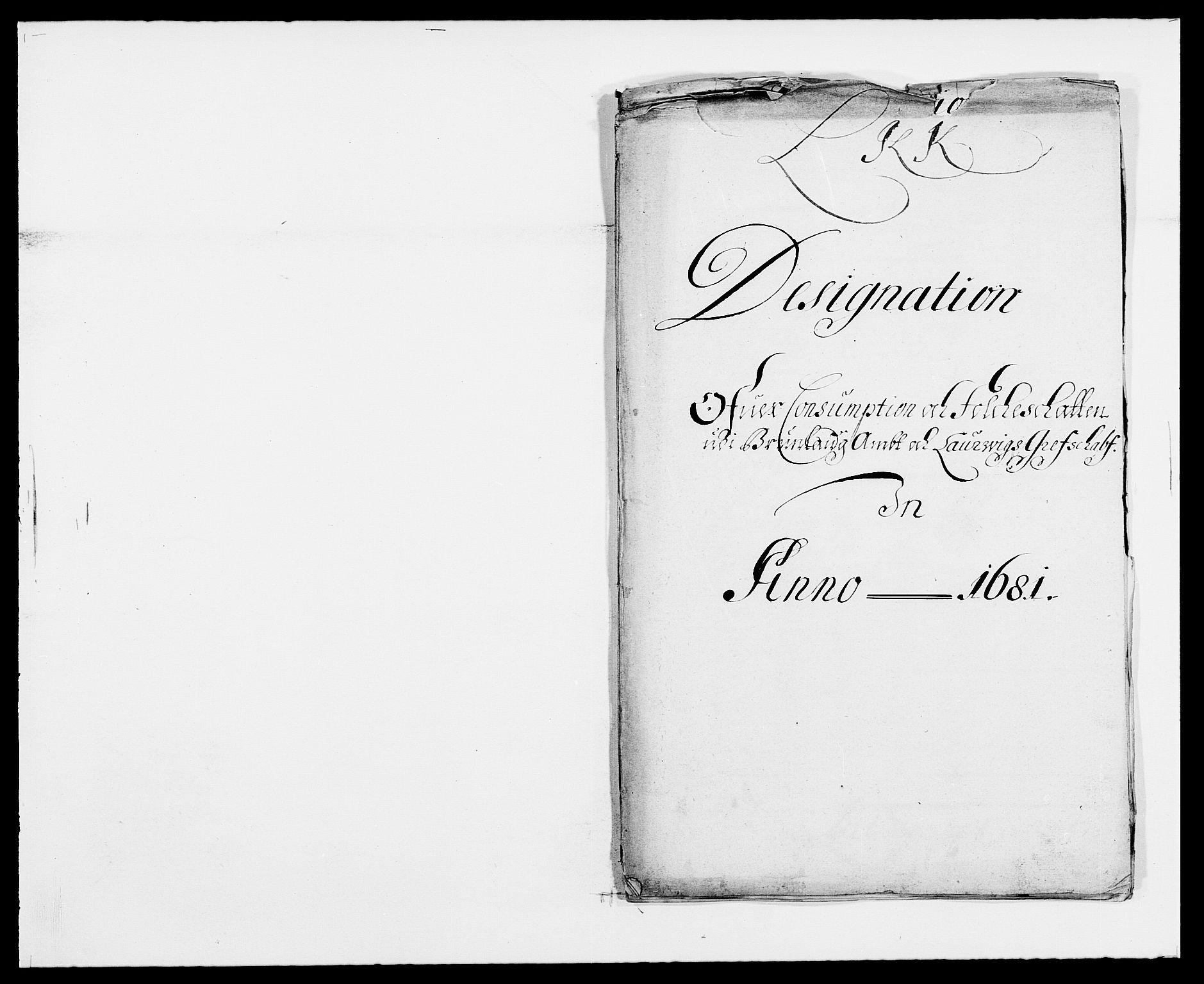 RA, Rentekammeret inntil 1814, Reviderte regnskaper, Fogderegnskap, R33/L1969: Fogderegnskap Larvik grevskap, 1675-1687, s. 83