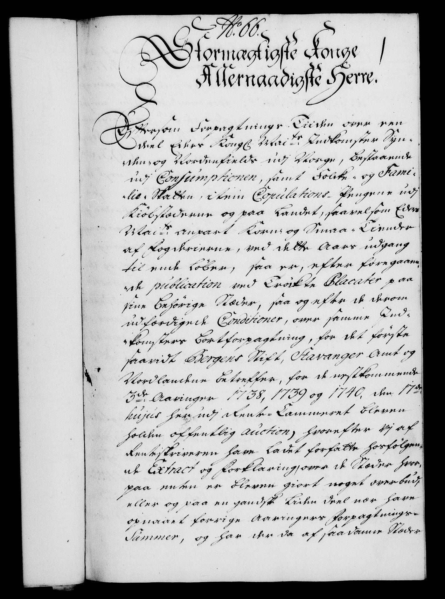 RA, Rentekammeret, Kammerkanselliet, G/Gf/Gfa/L0020: Norsk relasjons- og resolusjonsprotokoll (merket RK 52.20), 1737, s. 538
