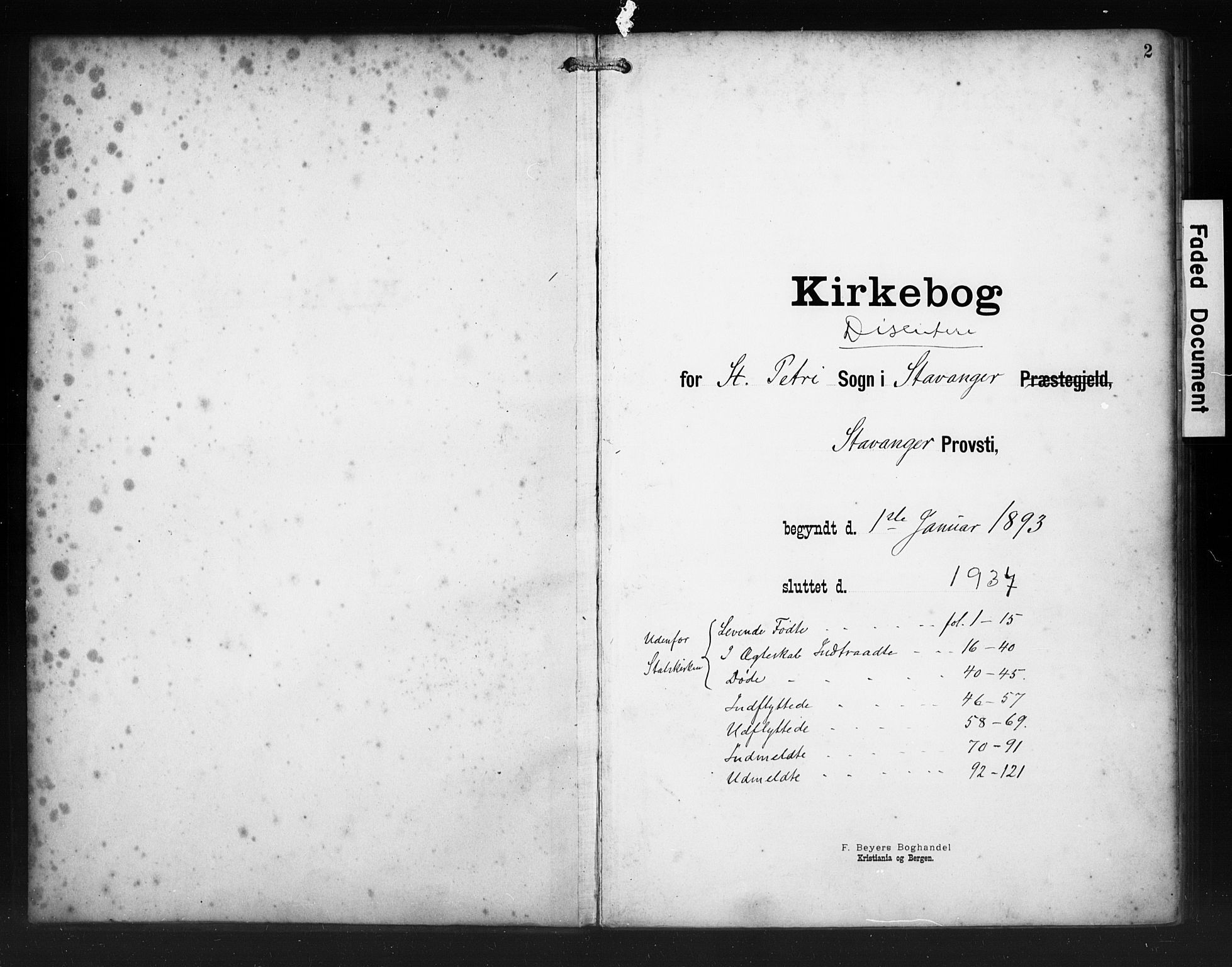 SAST, St. Petri sokneprestkontor, 30/30BA/L0020: Ministerialbok nr. A 18, 1893-1928, s. 2