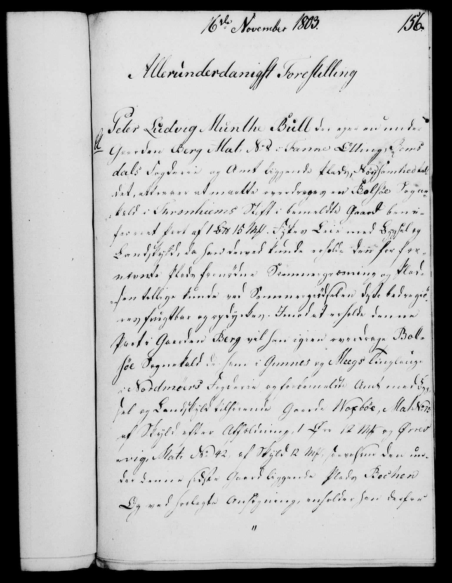 RA, Rentekammeret, Kammerkanselliet, G/Gf/Gfa/L0085: Norsk relasjons- og resolusjonsprotokoll (merket RK 52.85), 1803, s. 883