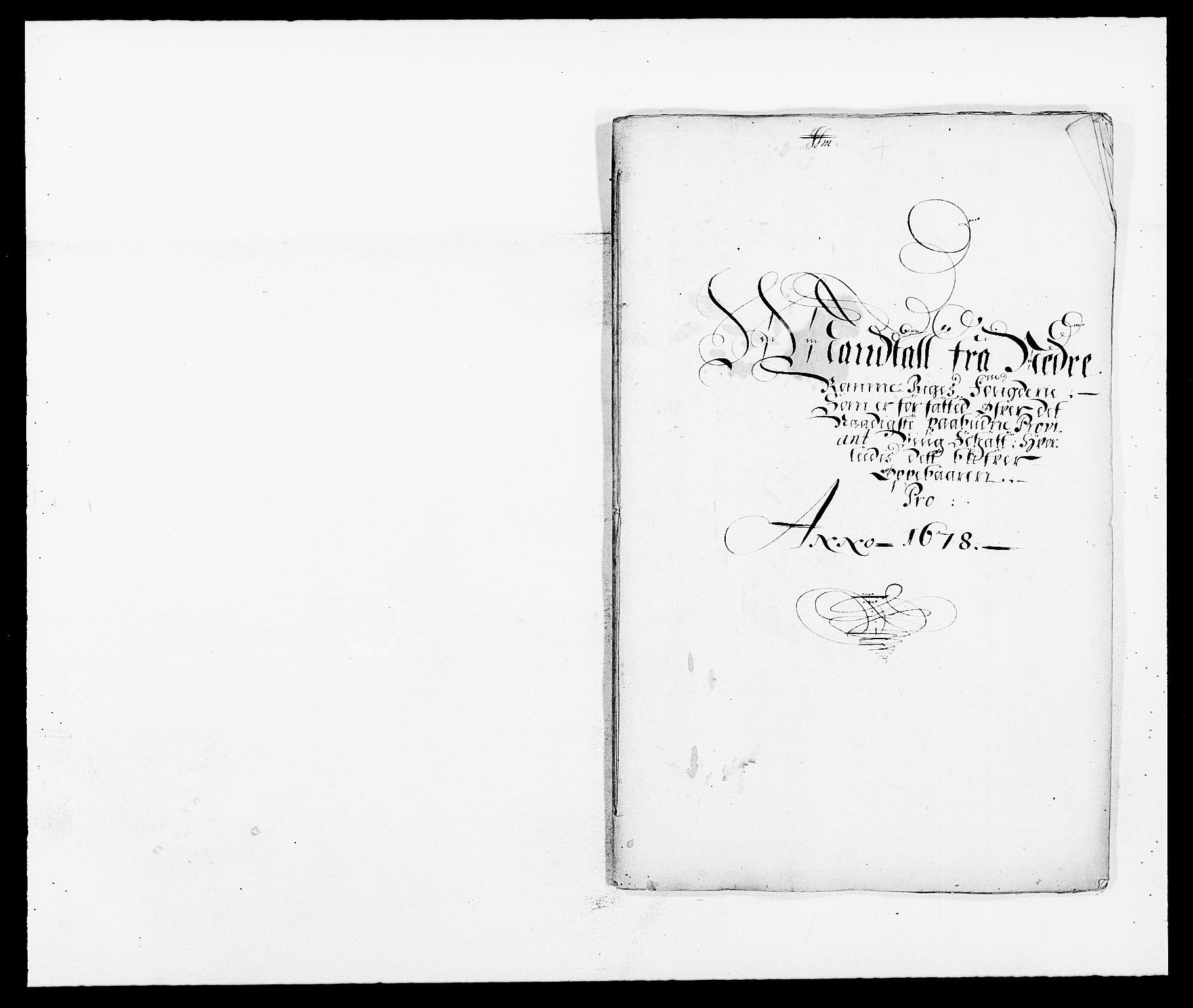RA, Rentekammeret inntil 1814, Reviderte regnskaper, Fogderegnskap, R11/L0567: Fogderegnskap Nedre Romerike, 1678, s. 181
