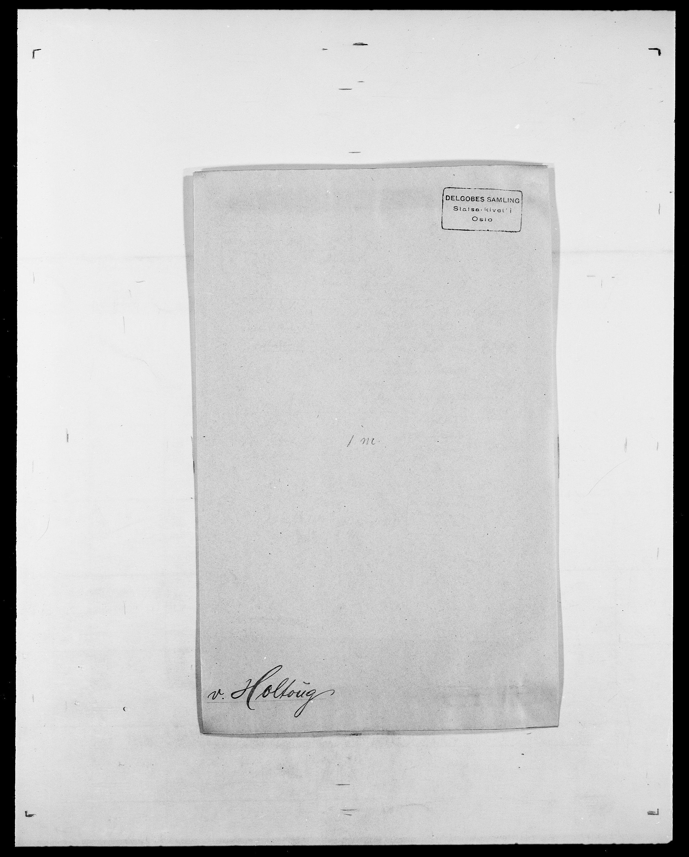 SAO, Delgobe, Charles Antoine - samling, D/Da/L0018: Hoch - Howert, s. 879