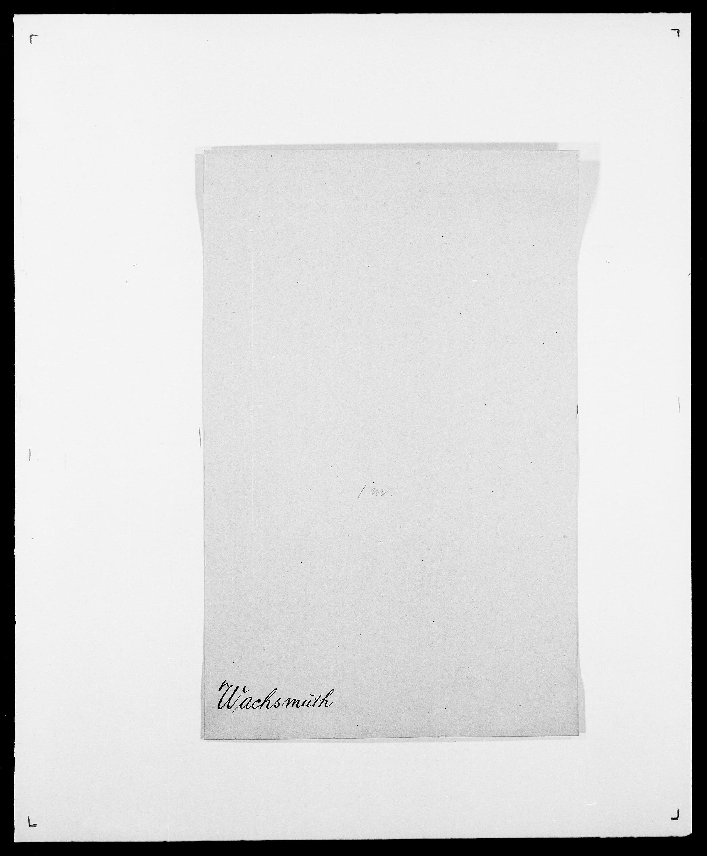 SAO, Delgobe, Charles Antoine - samling, D/Da/L0040: Usgaard - Velund, s. 67