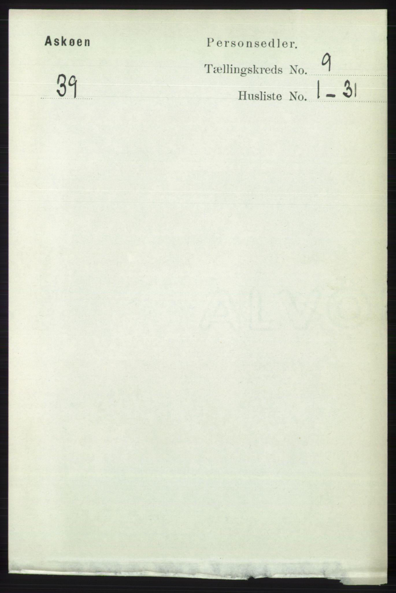 RA, Folketelling 1891 for 1247 Askøy herred, 1891, s. 5950