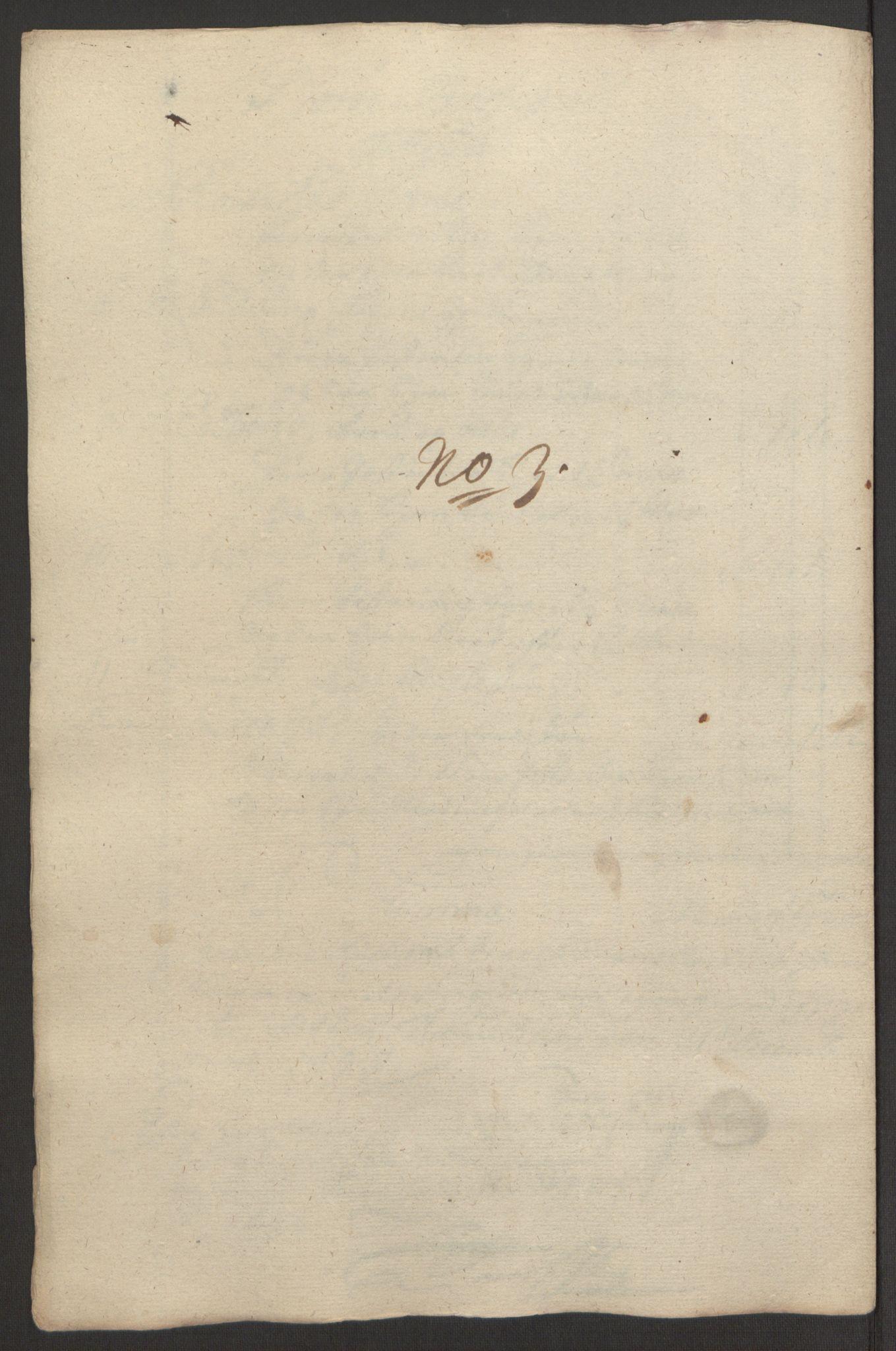 RA, Rentekammeret inntil 1814, Reviderte regnskaper, Fogderegnskap, R64/L4424: Fogderegnskap Namdal, 1692-1695, s. 519