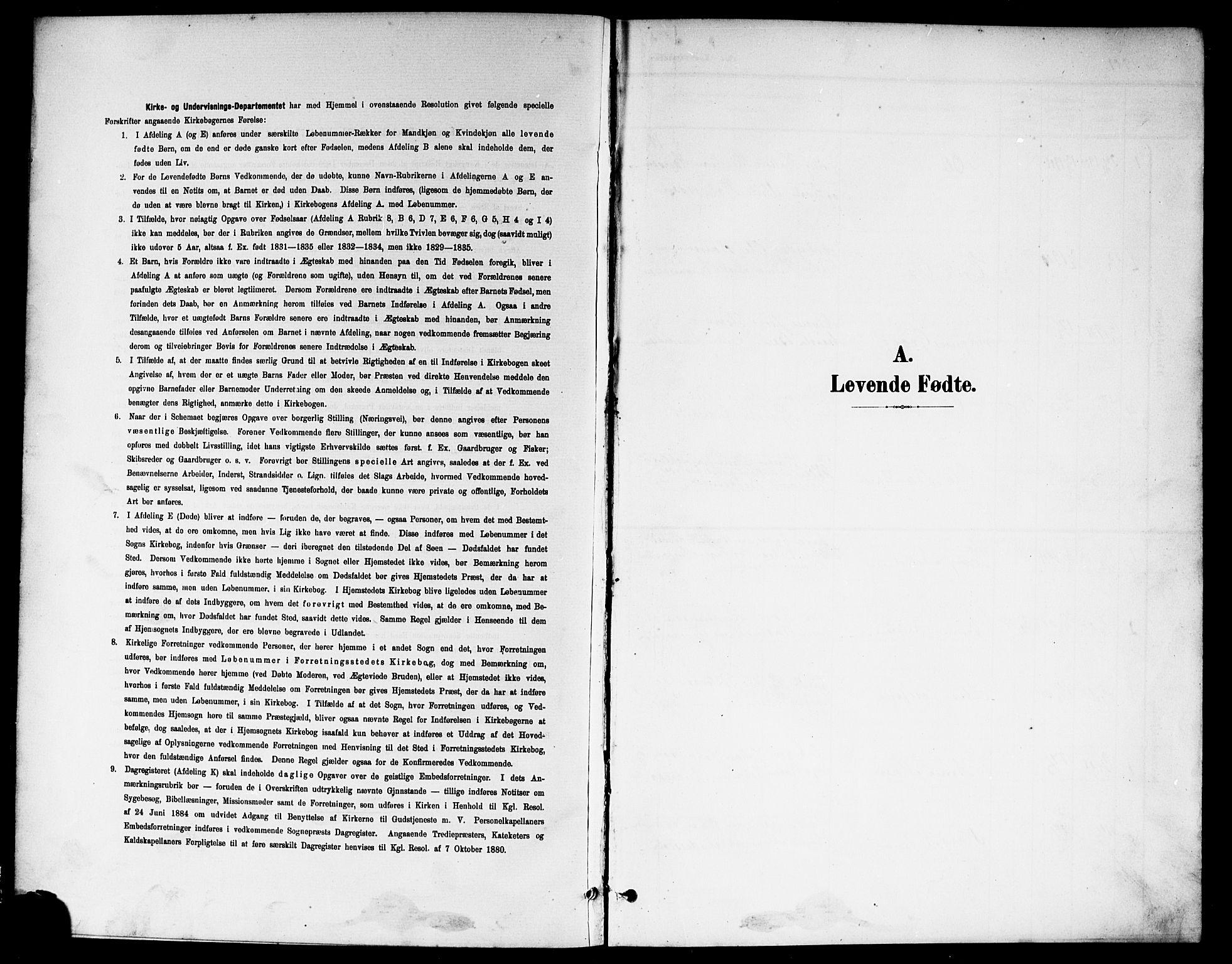SAO, Nannestad prestekontor Kirkebøker, G/Ga/L0002: Klokkerbok nr. I 2, 1901-1913