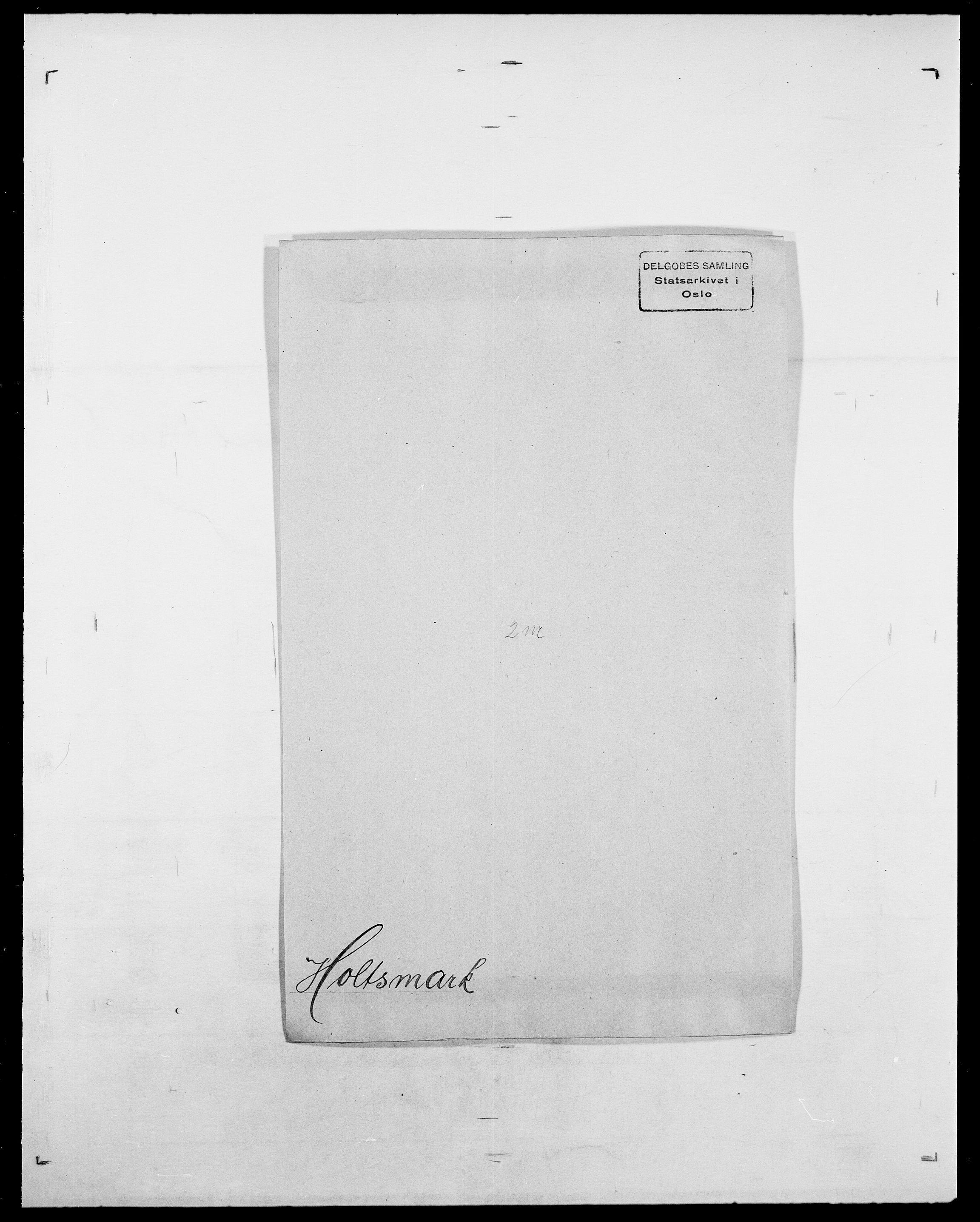 SAO, Delgobe, Charles Antoine - samling, D/Da/L0018: Hoch - Howert, s. 871