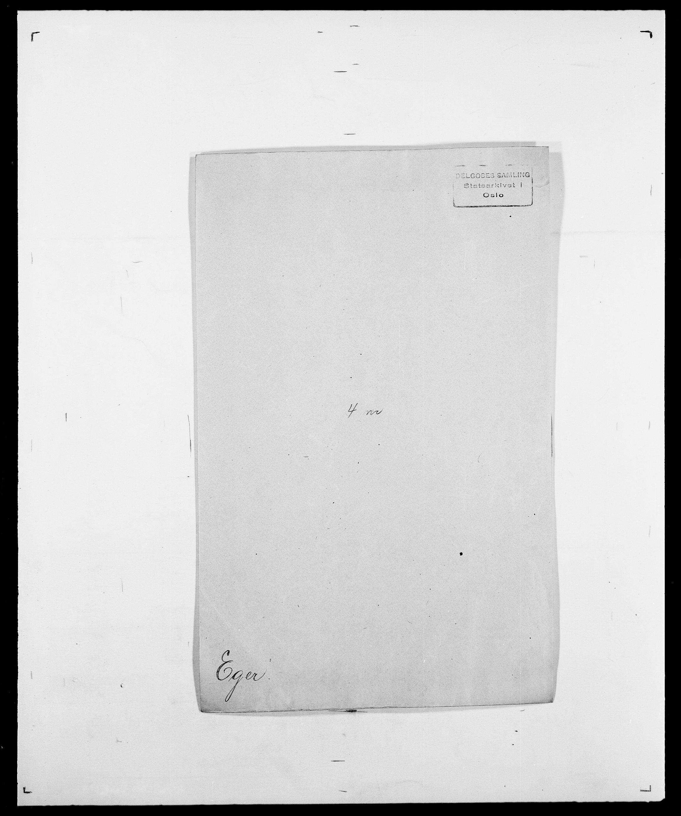 SAO, Delgobe, Charles Antoine - samling, D/Da/L0010: Dürendahl - Fagelund, s. 204