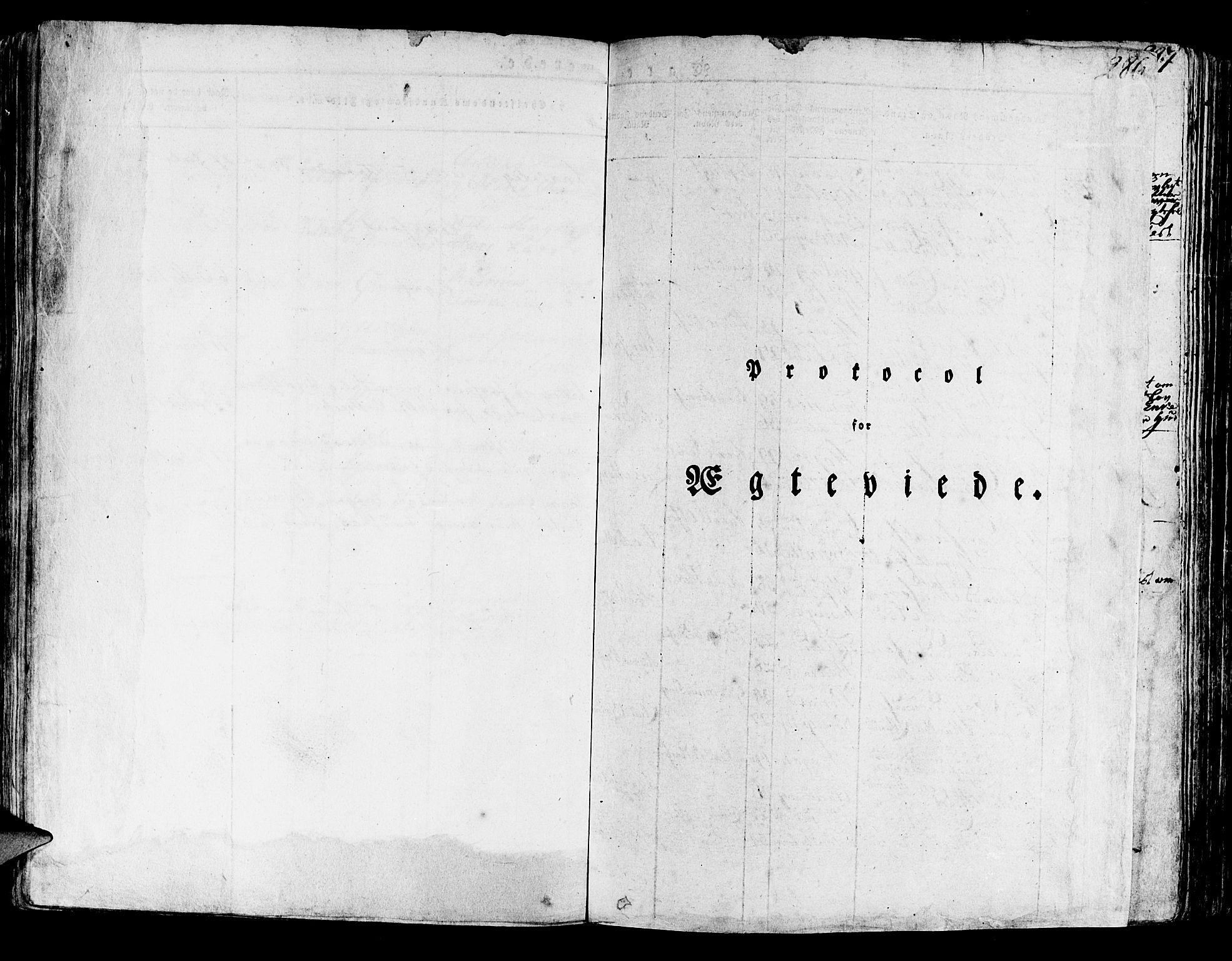 SAB, Lindås Sokneprestembete, H/Haa: Ministerialbok nr. A 8, 1823-1836, s. 286