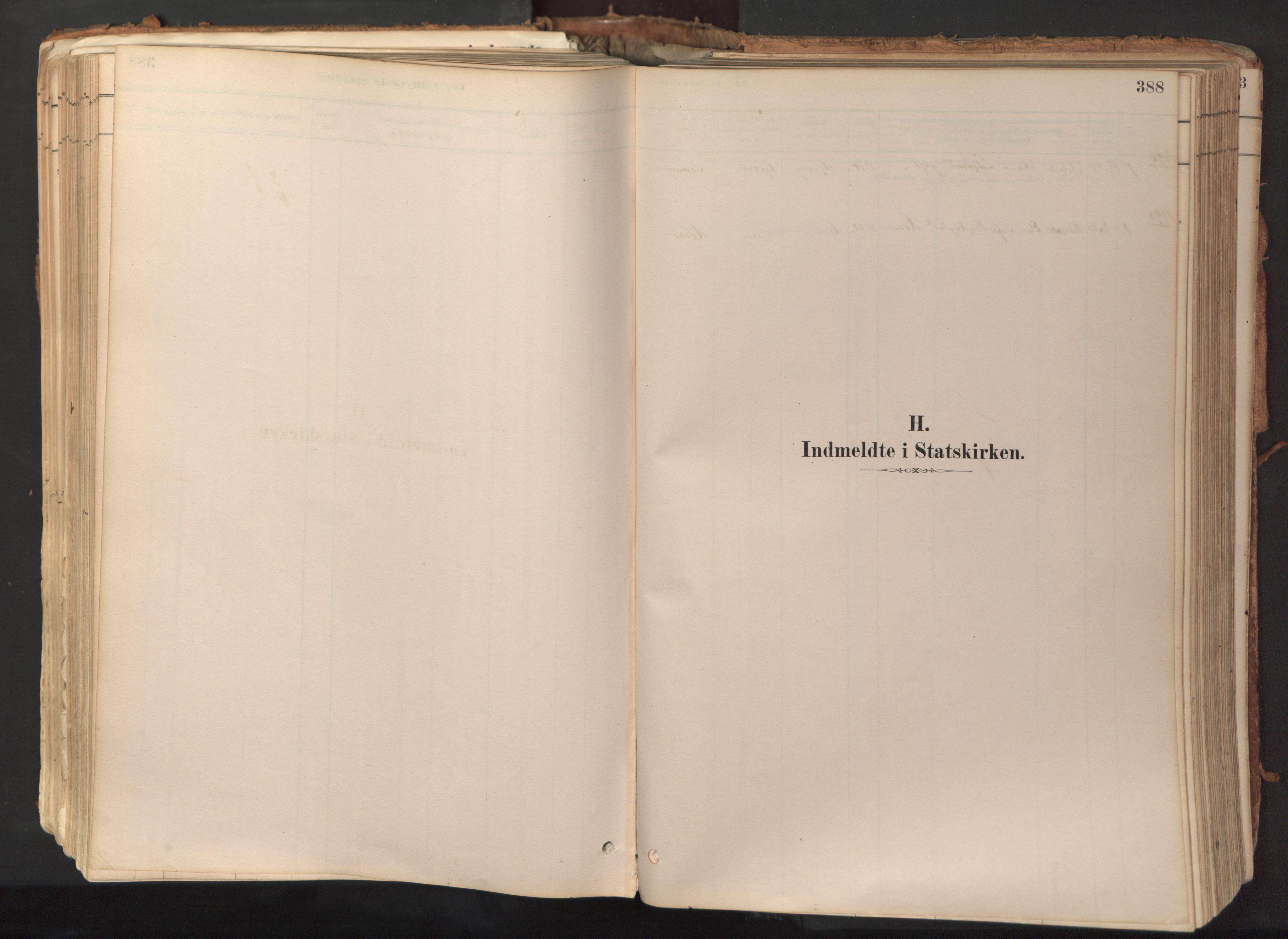 SAT, Ministerialprotokoller, klokkerbøker og fødselsregistre - Nord-Trøndelag, 758/L0519: Ministerialbok nr. 758A04, 1880-1926, s. 388