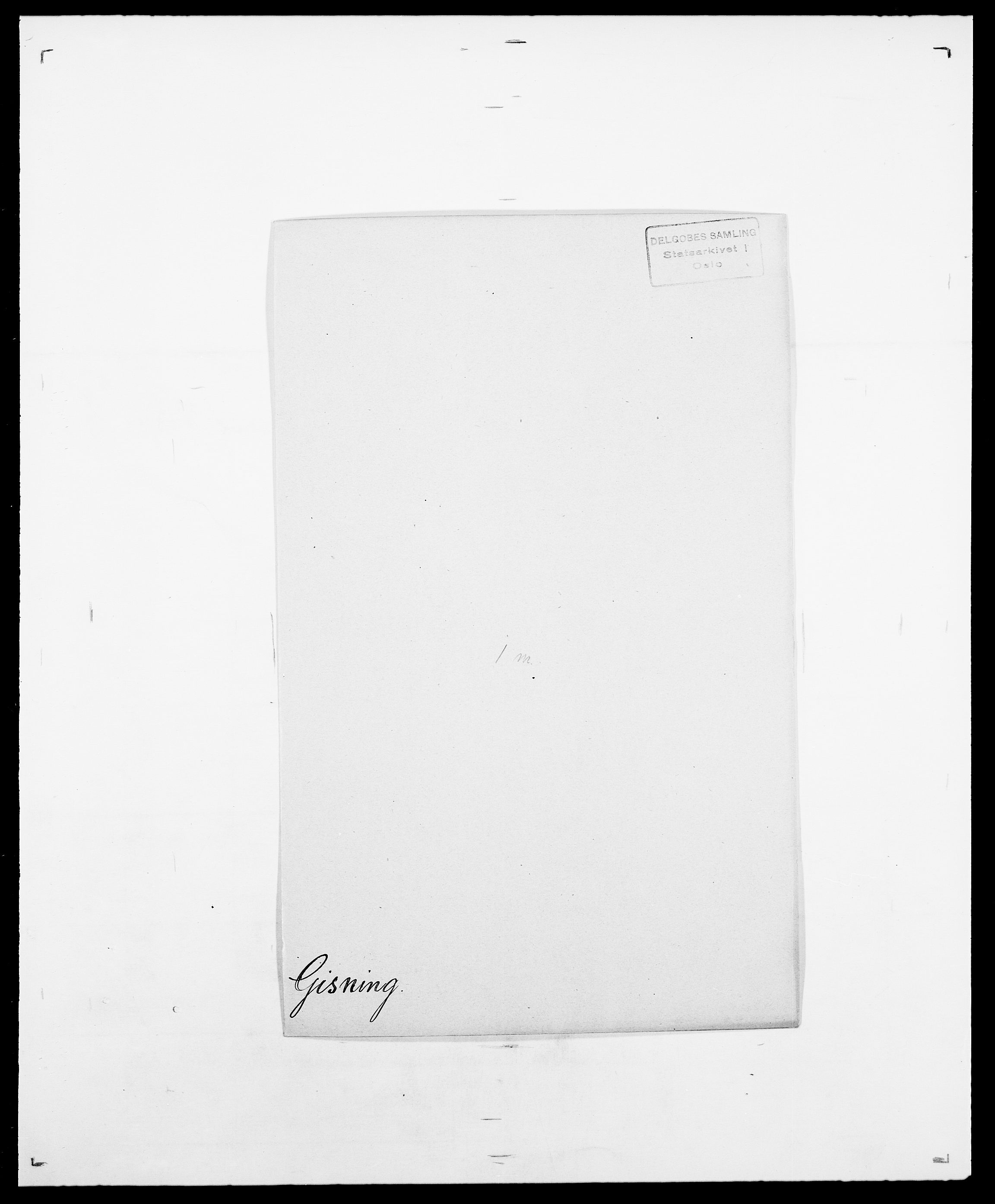 SAO, Delgobe, Charles Antoine - samling, D/Da/L0014: Giebdhausen - Grip, s. 52