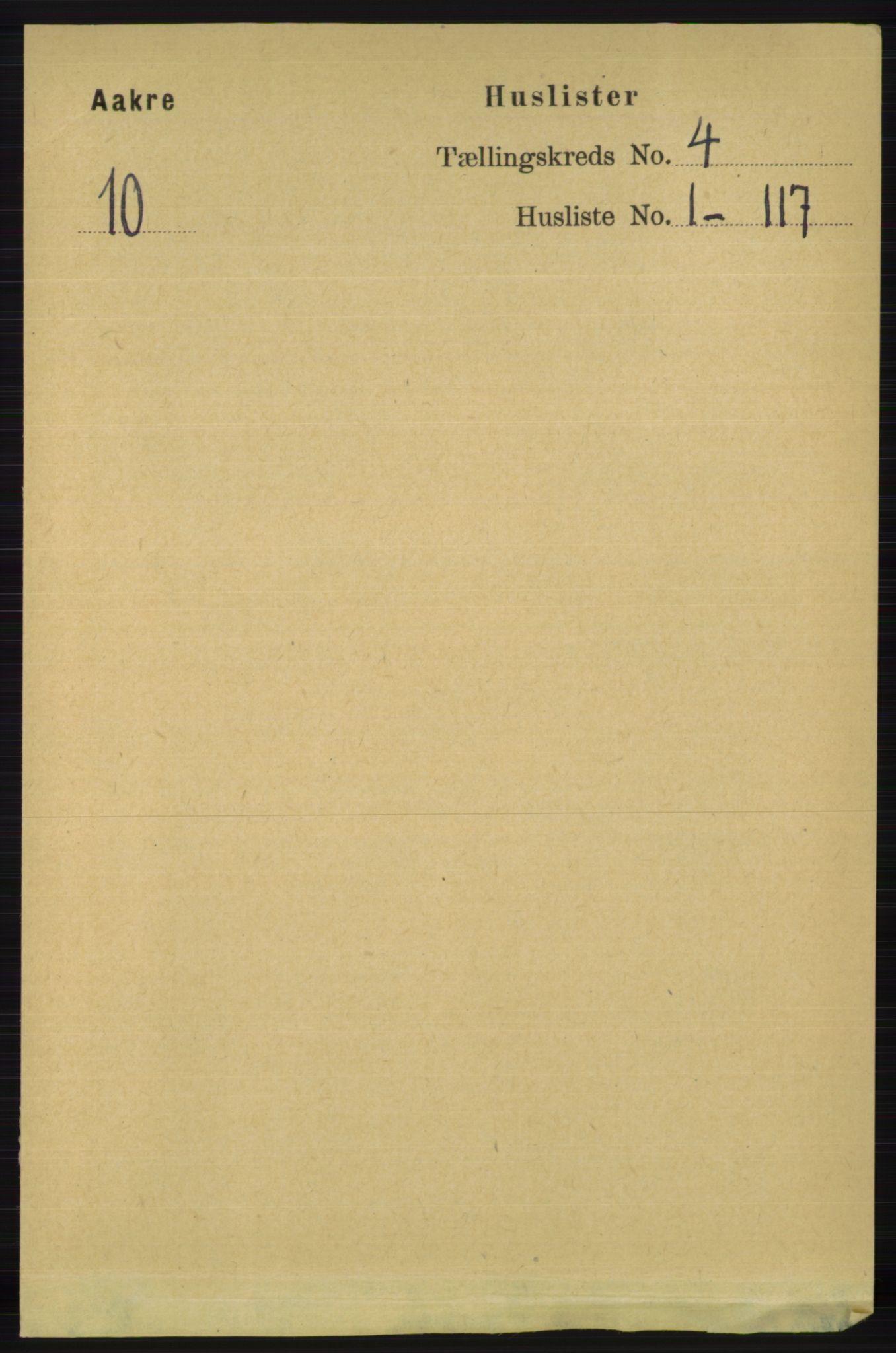 RA, Folketelling 1891 for 1150 Skudenes herred, 1891, s. 4428