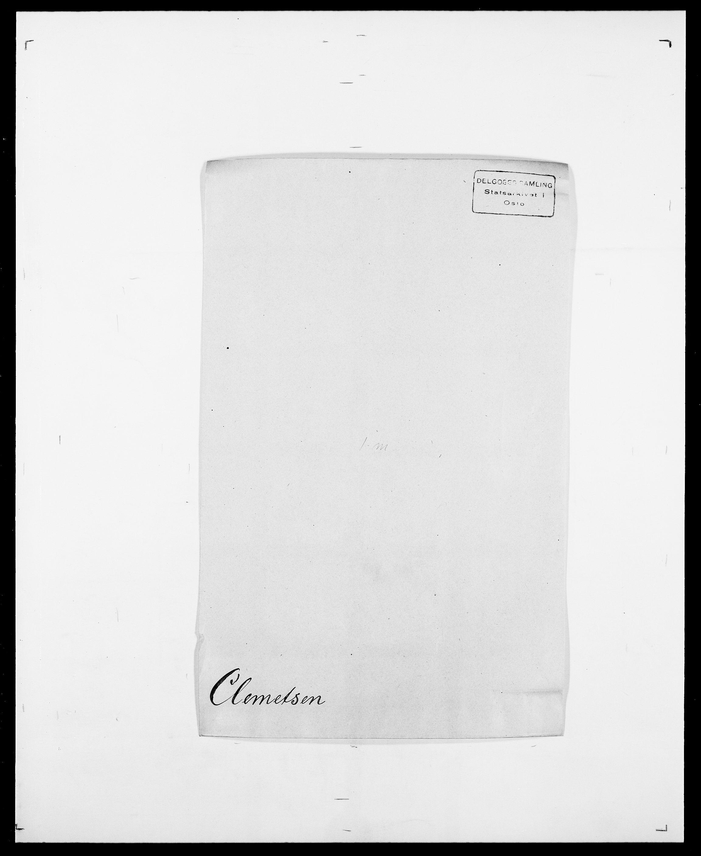 SAO, Delgobe, Charles Antoine - samling, D/Da/L0008: Capjon - Dagenbolt, s. 366