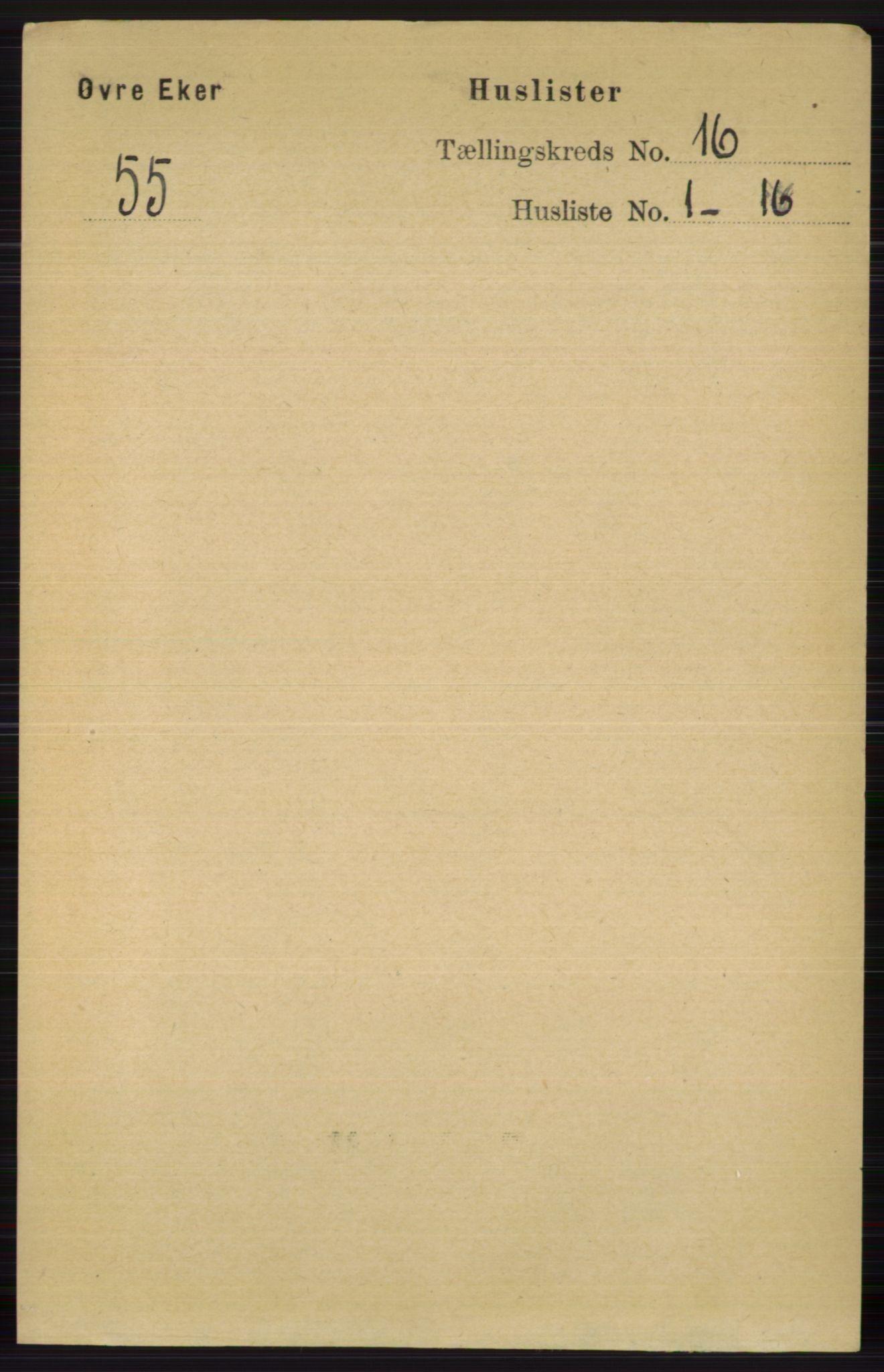 RA, Folketelling 1891 for 0624 Øvre Eiker herred, 1891, s. 7627