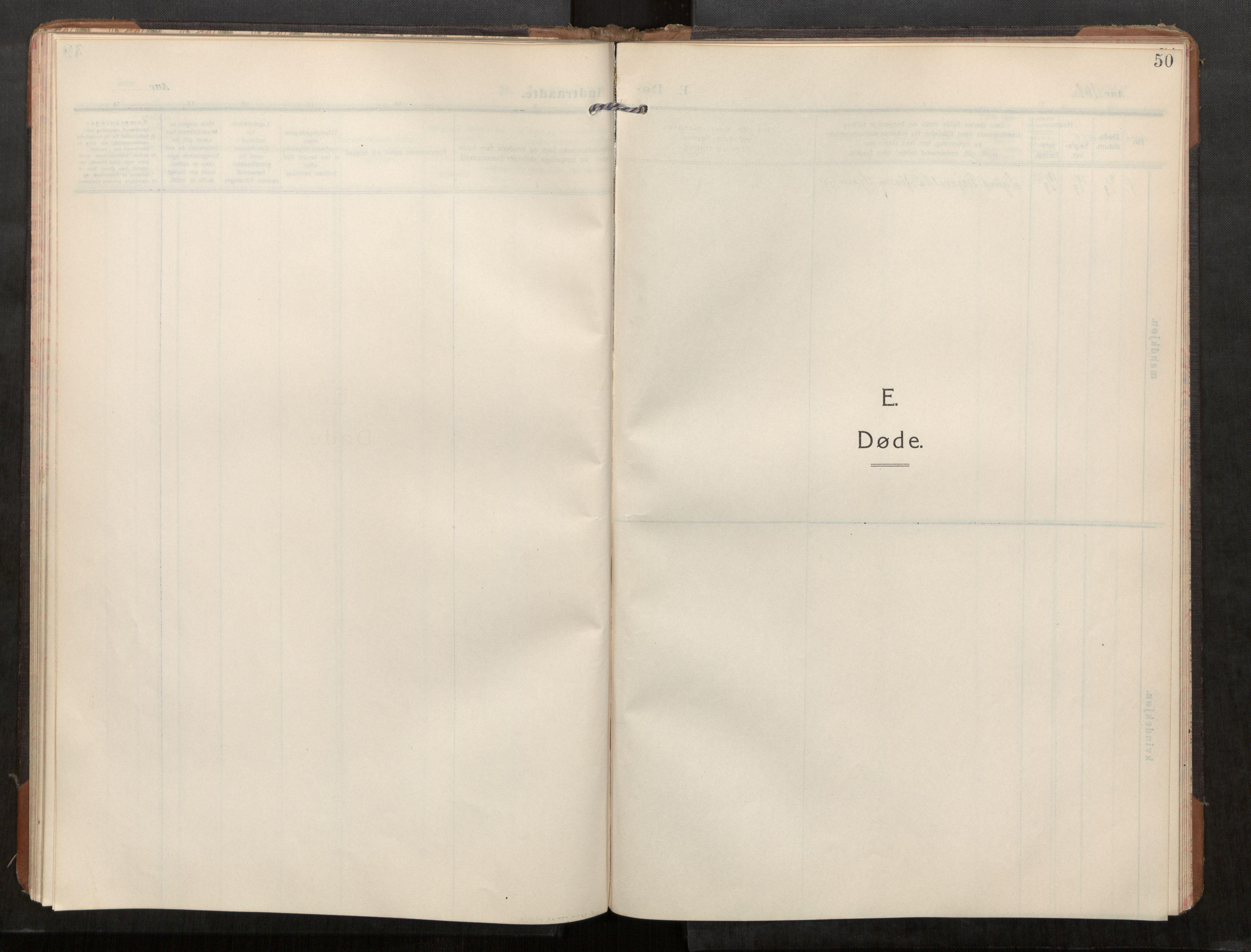 SAT, Stod sokneprestkontor, I/I1/I1a/L0003: Ministerialbok nr. 3, 1909-1934, s. 49