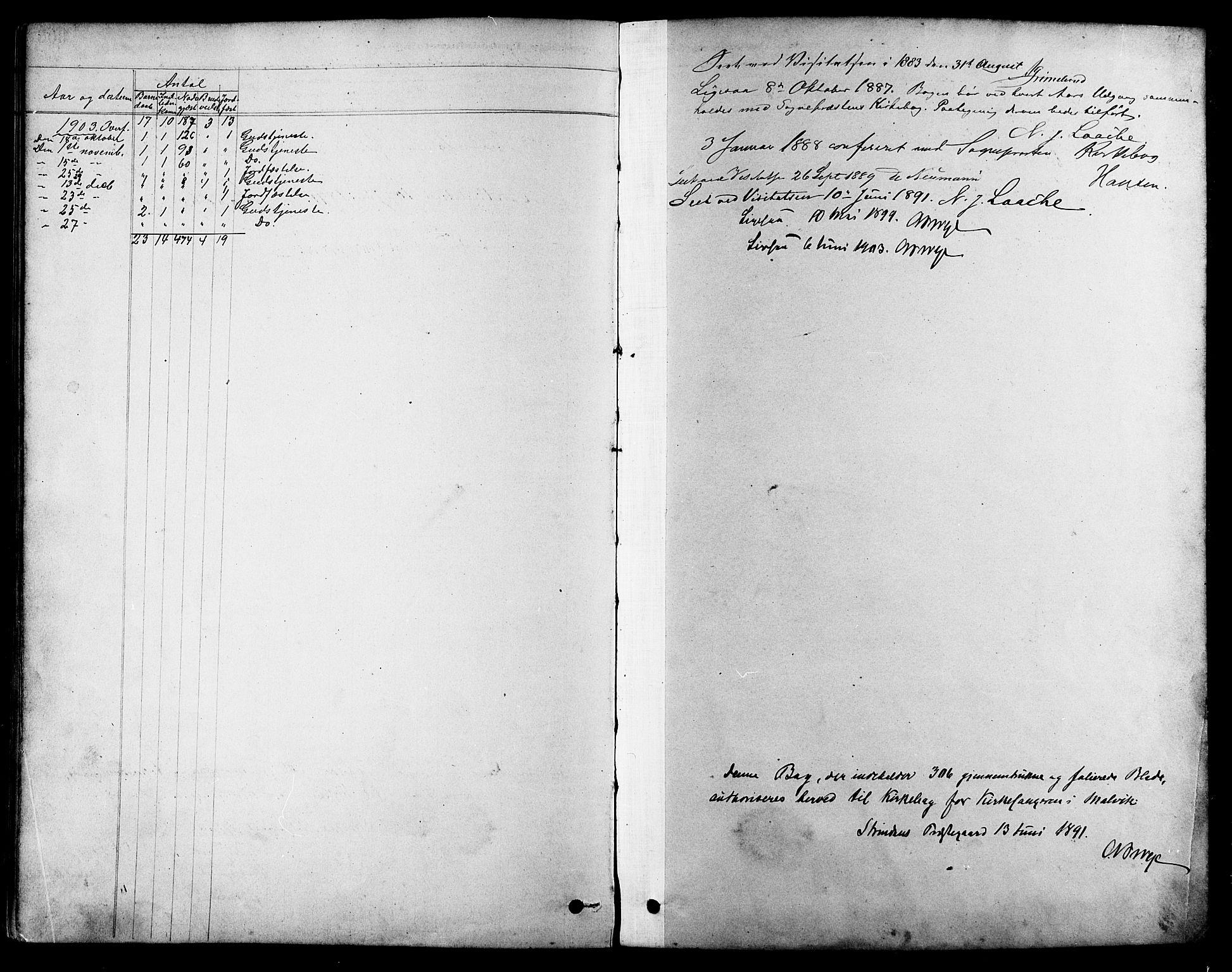 SAT, Ministerialprotokoller, klokkerbøker og fødselsregistre - Sør-Trøndelag, 616/L0423: Klokkerbok nr. 616C06, 1878-1903