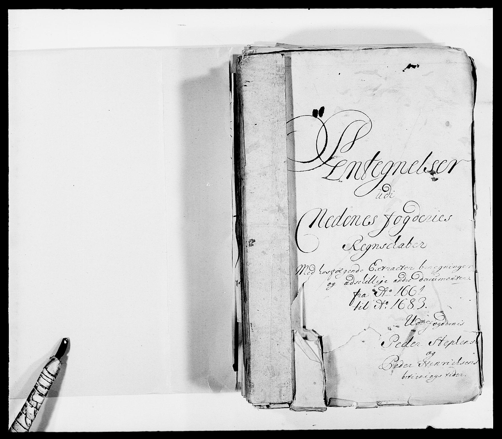 RA, Rentekammeret inntil 1814, Reviderte regnskaper, Fogderegnskap, R39/L2306: Fogderegnskap Nedenes, 1680-1683, s. 52