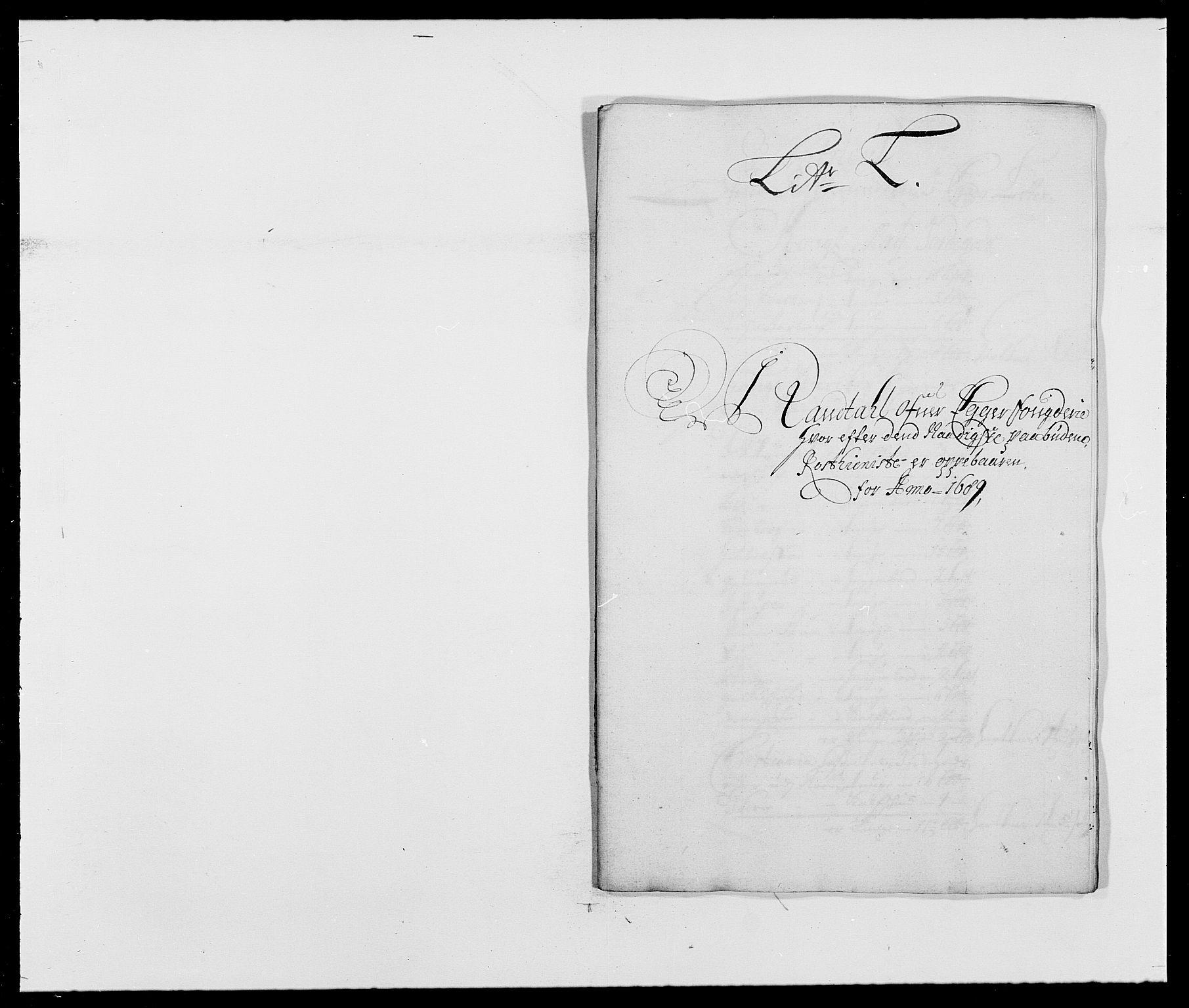 RA, Rentekammeret inntil 1814, Reviderte regnskaper, Fogderegnskap, R28/L1688: Fogderegnskap Eiker og Lier, 1687-1689, s. 456