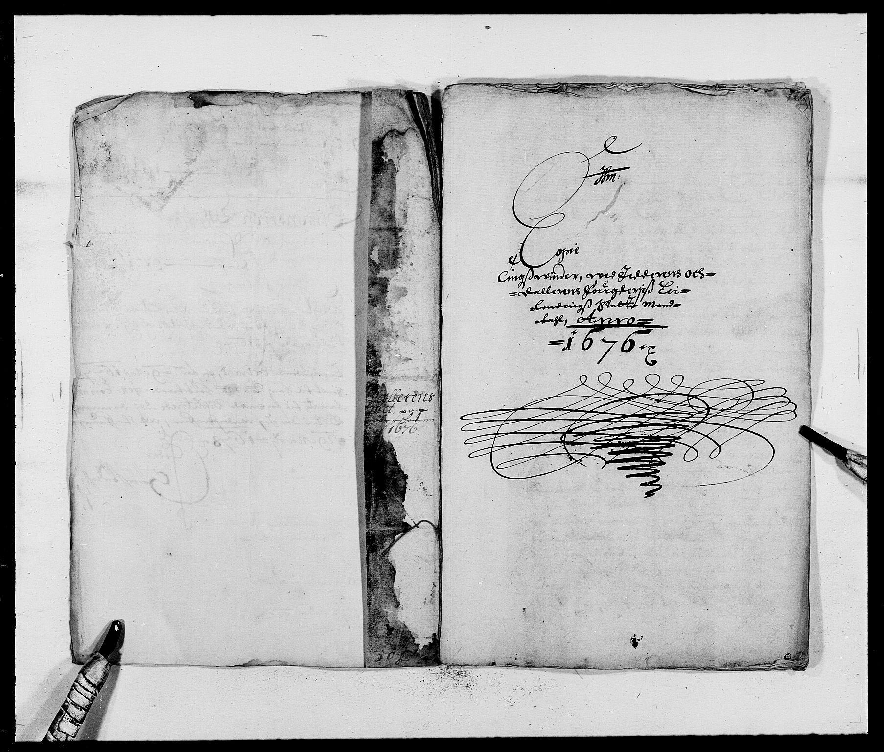 RA, Rentekammeret inntil 1814, Reviderte regnskaper, Fogderegnskap, R46/L2716: Fogderegnskap Jæren og Dalane, 1676, s. 374