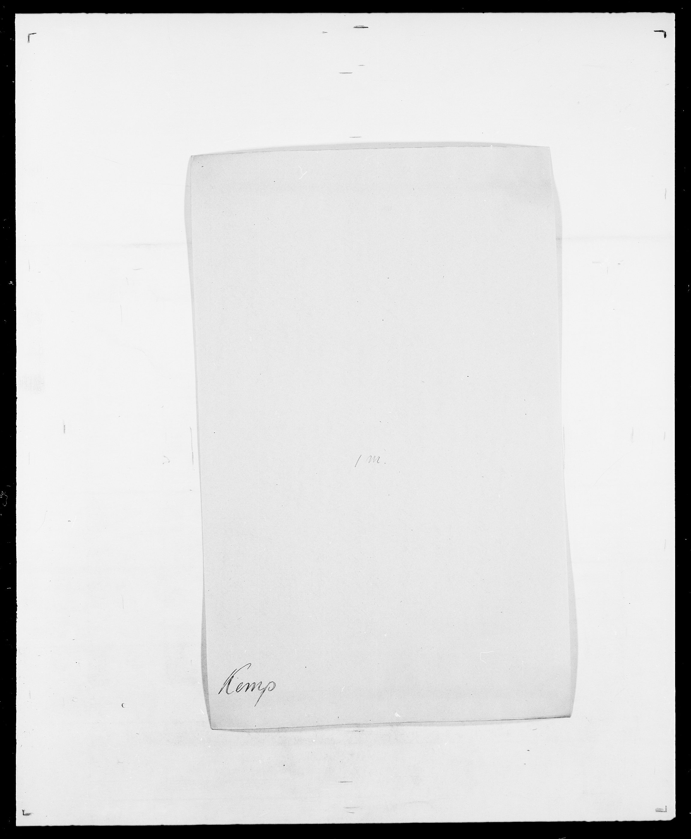 SAO, Delgobe, Charles Antoine - samling, D/Da/L0020: Irgens - Kjøsterud, s. 527