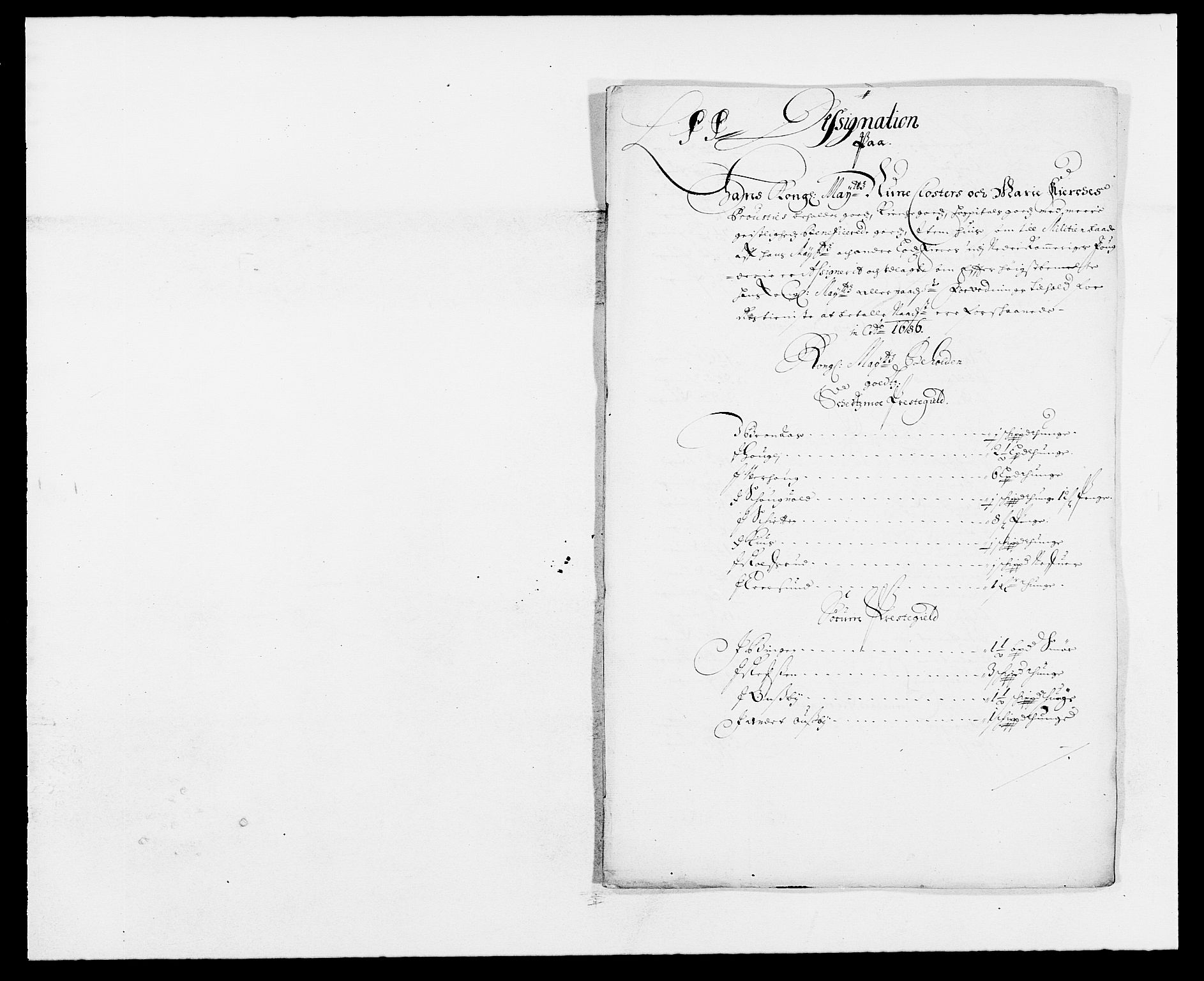 RA, Rentekammeret inntil 1814, Reviderte regnskaper, Fogderegnskap, R11/L0572: Fogderegnskap Nedre Romerike, 1686-1687, s. 13