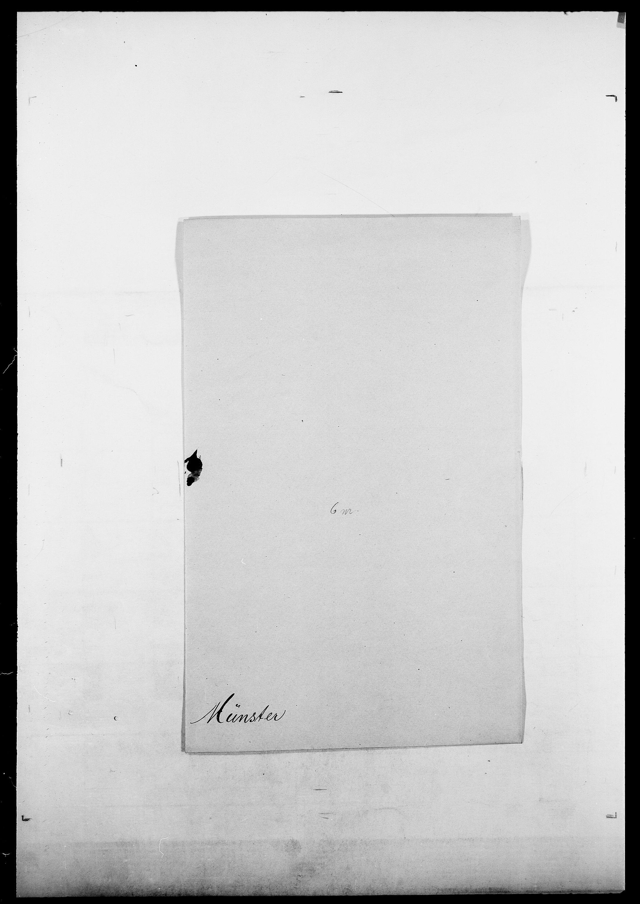SAO, Delgobe, Charles Antoine - samling, D/Da/L0027: Morath - v. Møsting, s. 484
