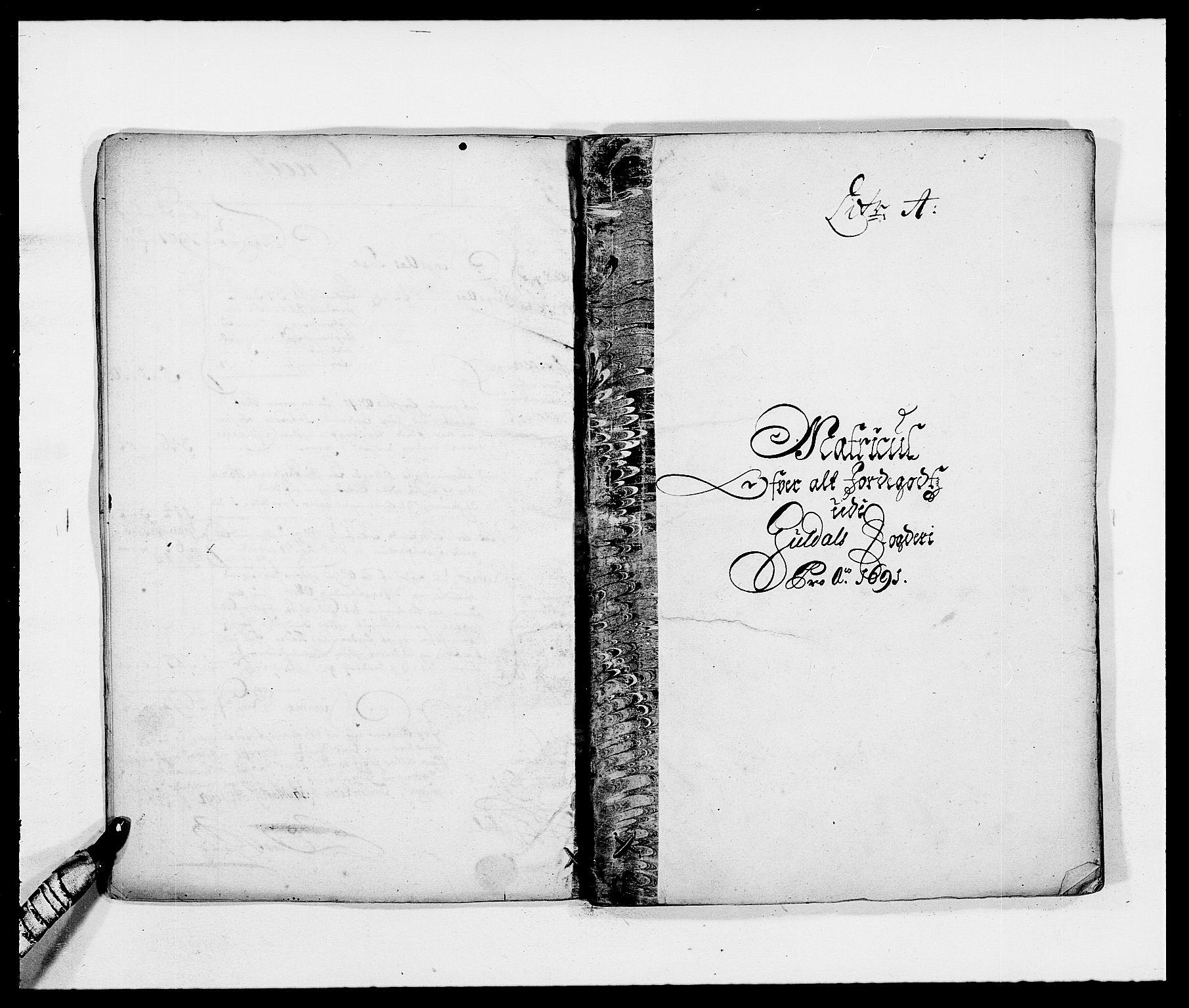 RA, Rentekammeret inntil 1814, Reviderte regnskaper, Fogderegnskap, R59/L3941: Fogderegnskap Gauldal, 1691, s. 17