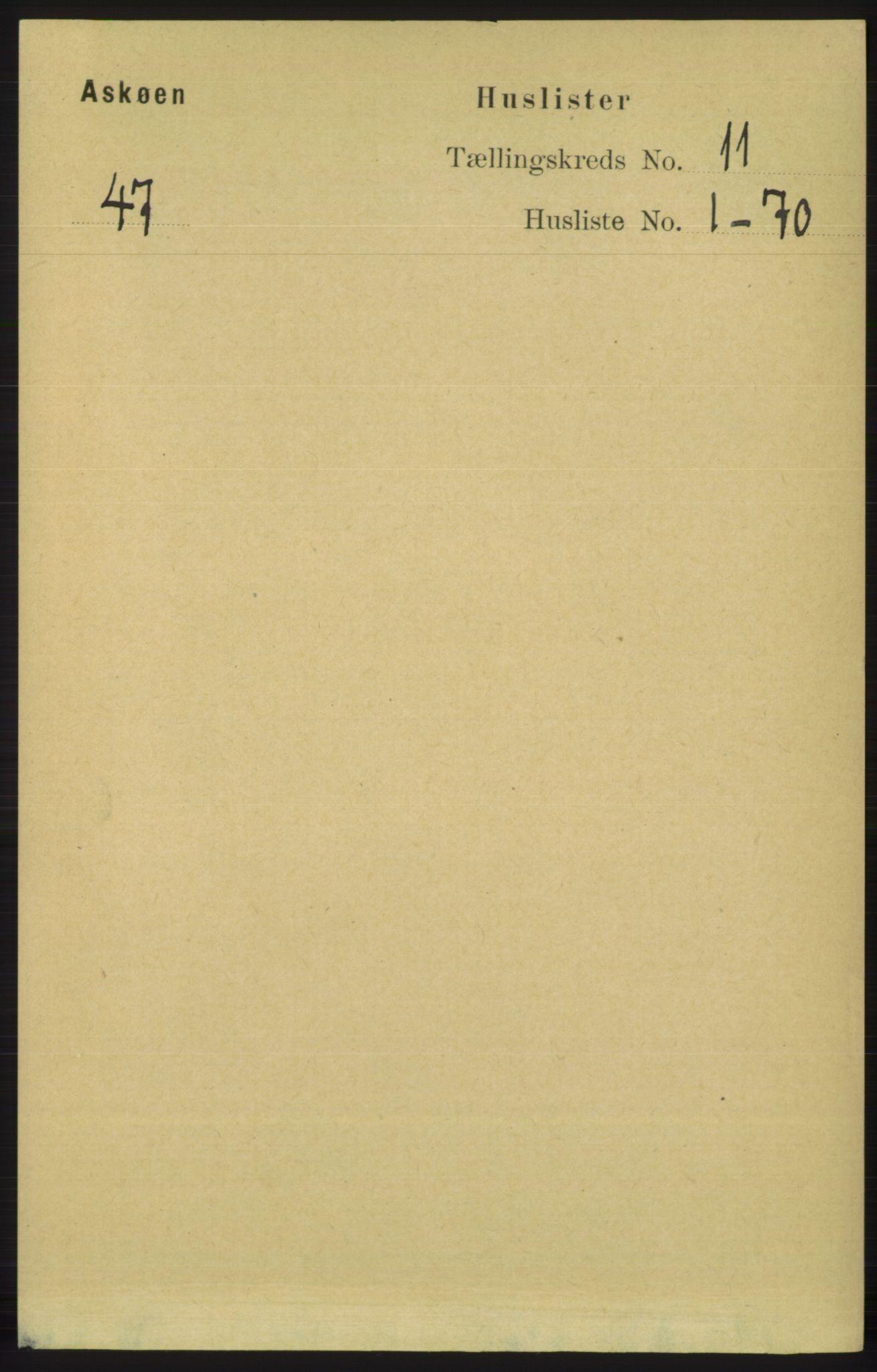 RA, Folketelling 1891 for 1247 Askøy herred, 1891, s. 7203