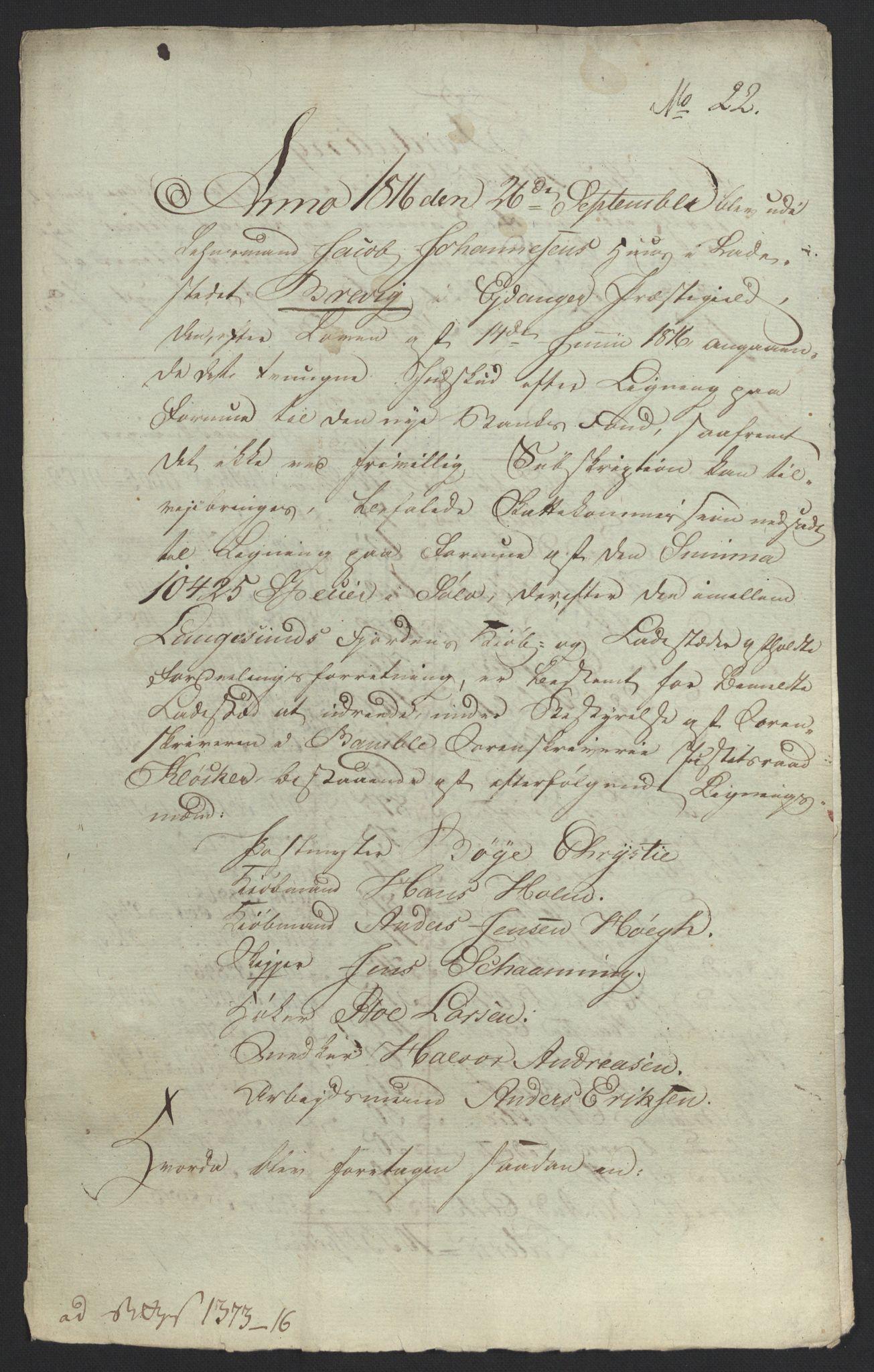 NOBA, Norges Bank/Sølvskatten 1816*, 1816-1824, s. 122