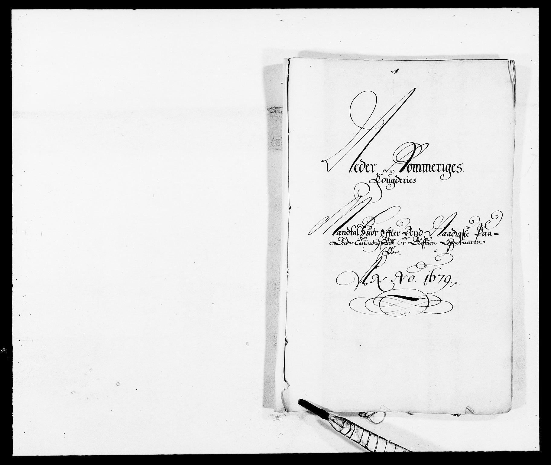 RA, Rentekammeret inntil 1814, Reviderte regnskaper, Fogderegnskap, R11/L0568: Fogderegnskap Nedre Romerike, 1679, s. 7