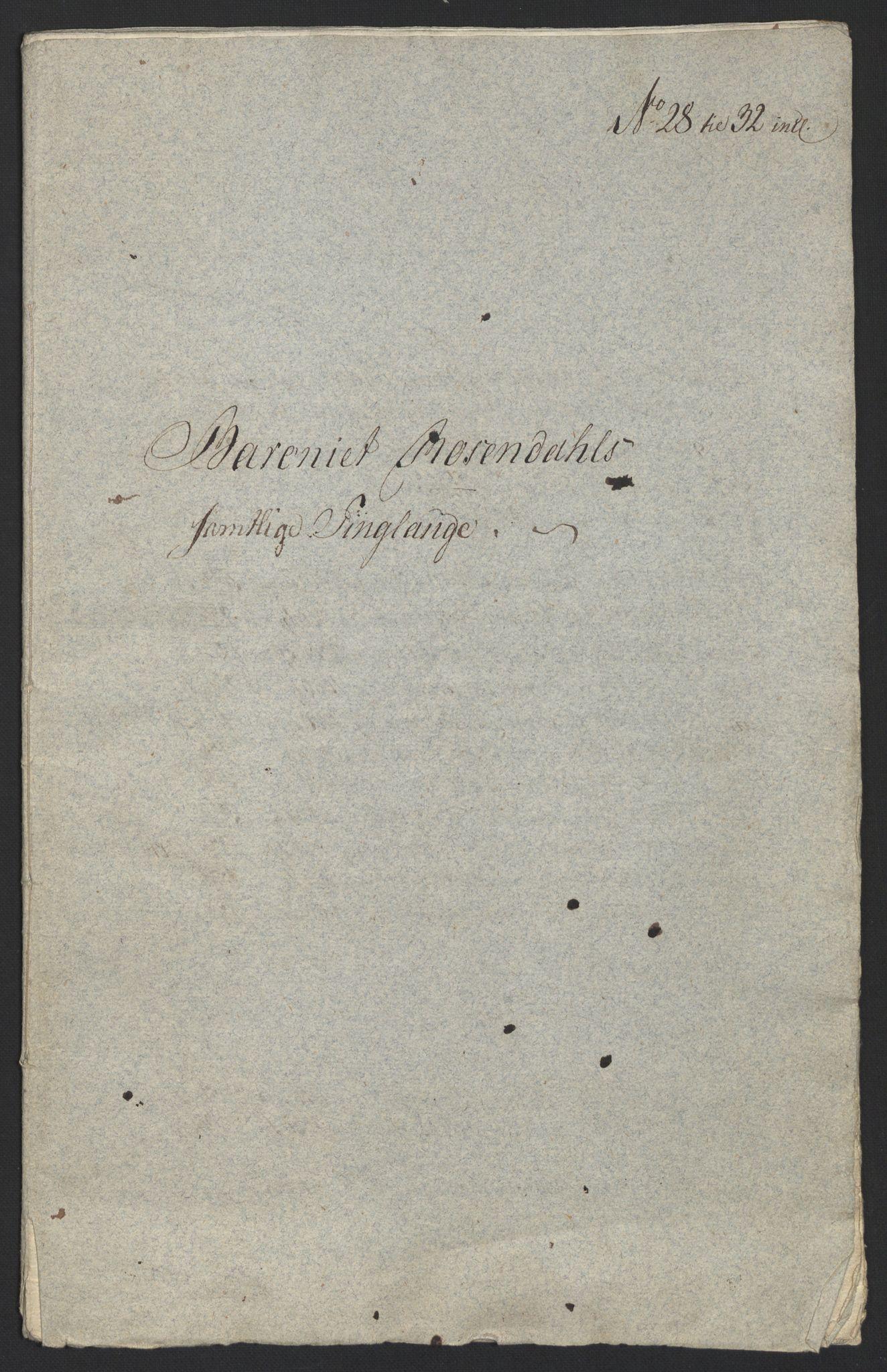 NOBA, Norges Bank/Sølvskatten 1816*, 1816-1825, s. 6