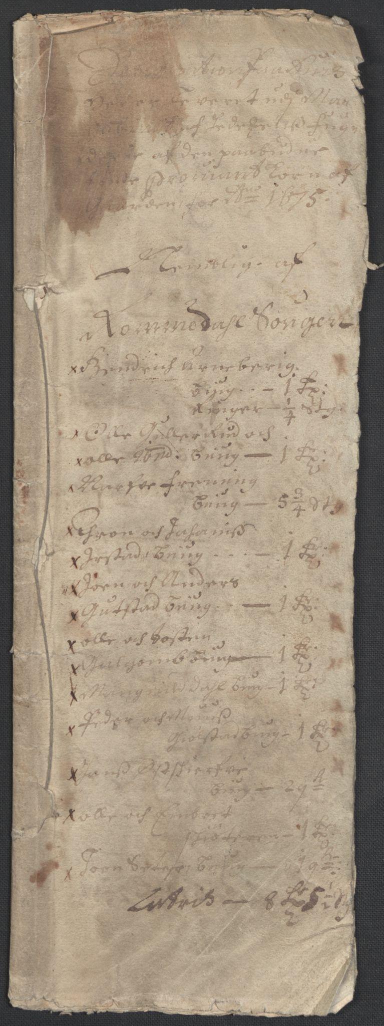 RA, Rentekammeret inntil 1814, Reviderte regnskaper, Fogderegnskap, R16/L1019: Fogderegnskap Hedmark, 1679, s. 246