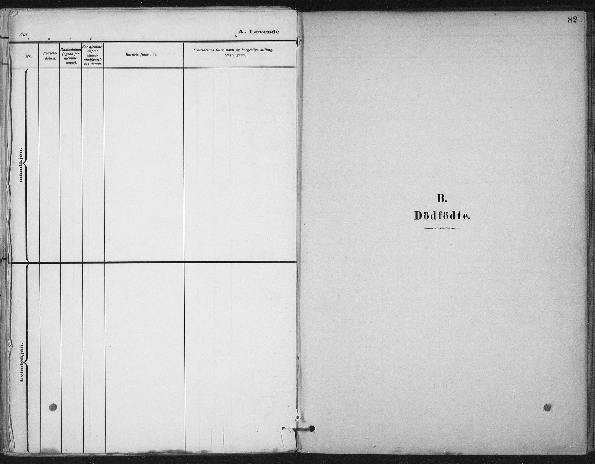 SAT, Ministerialprotokoller, klokkerbøker og fødselsregistre - Nord-Trøndelag, 710/L0095: Ministerialbok nr. 710A01, 1880-1914, s. 82