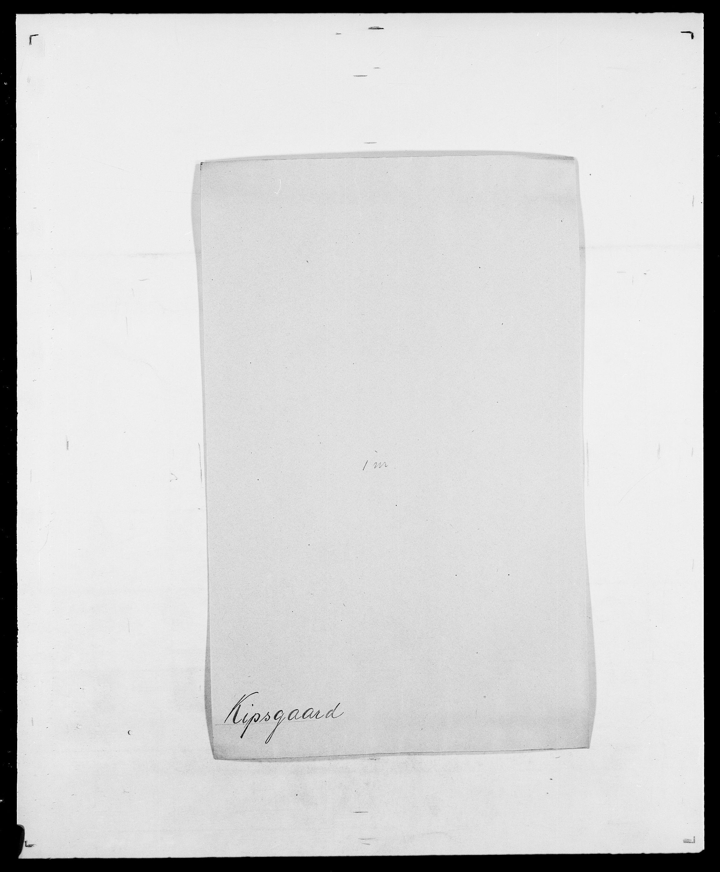 SAO, Delgobe, Charles Antoine - samling, D/Da/L0020: Irgens - Kjøsterud, s. 631