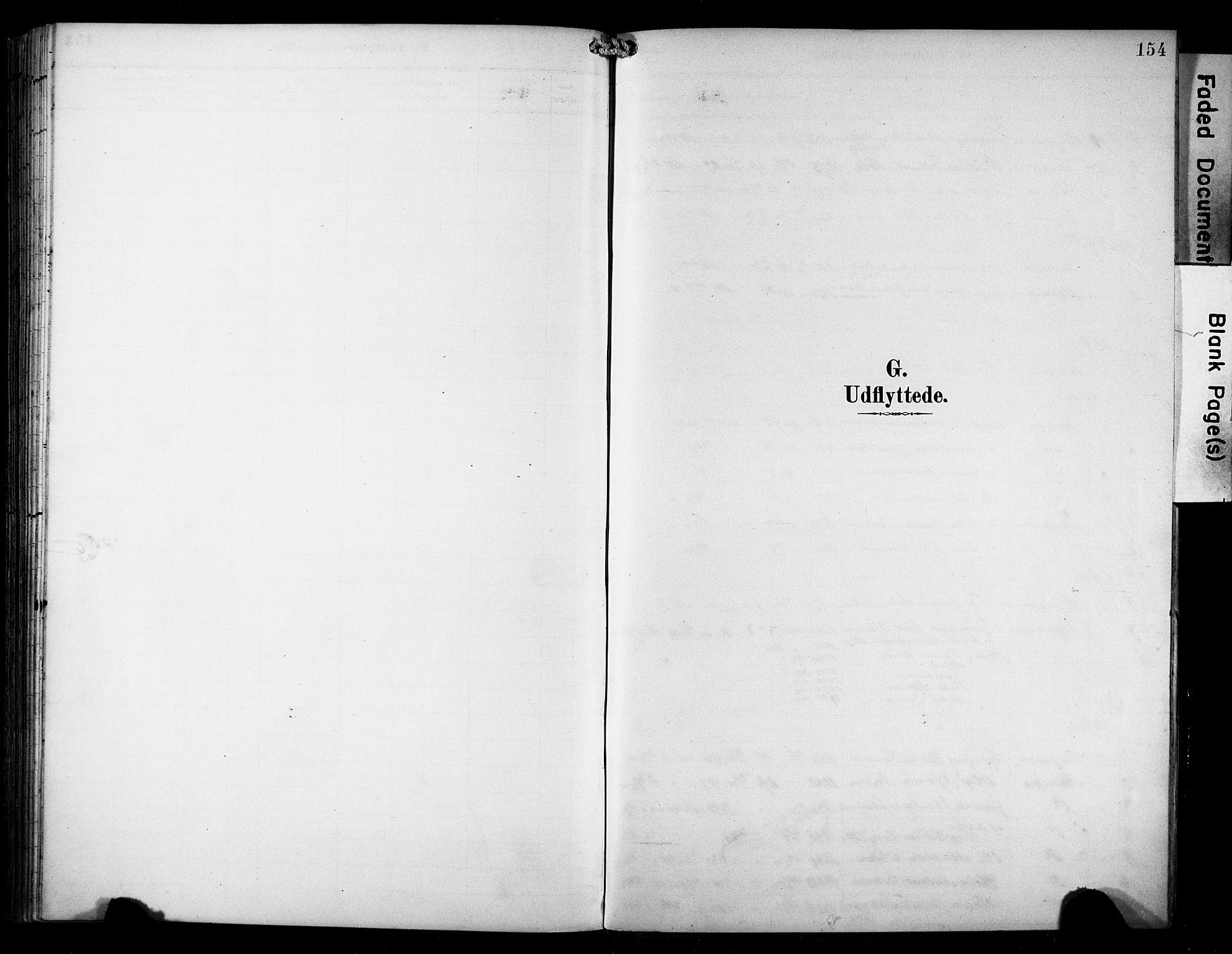 SAST, Avaldsnes sokneprestkontor, H/Ha/Haa/L0016: Ministerialbok nr. A 16, 1893-1918, s. 154