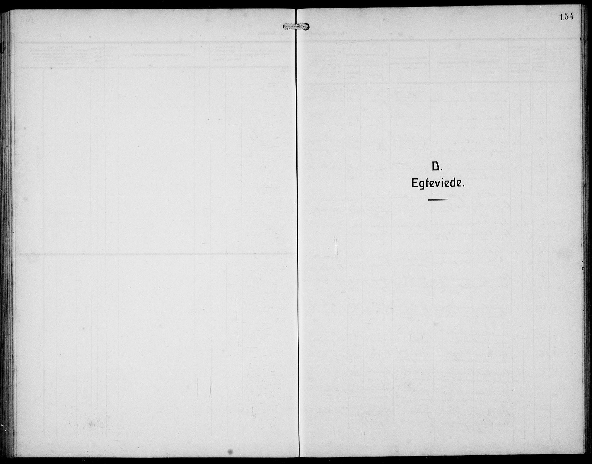 SAST, Avaldsnes sokneprestkontor, H/Ha/Hab/L0008: Klokkerbok nr. B 8, 1910-1939, s. 154