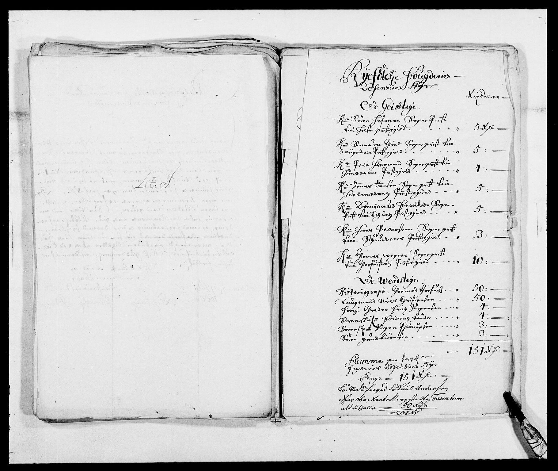 RA, Rentekammeret inntil 1814, Reviderte regnskaper, Fogderegnskap, R47/L2855: Fogderegnskap Ryfylke, 1685-1688, s. 390
