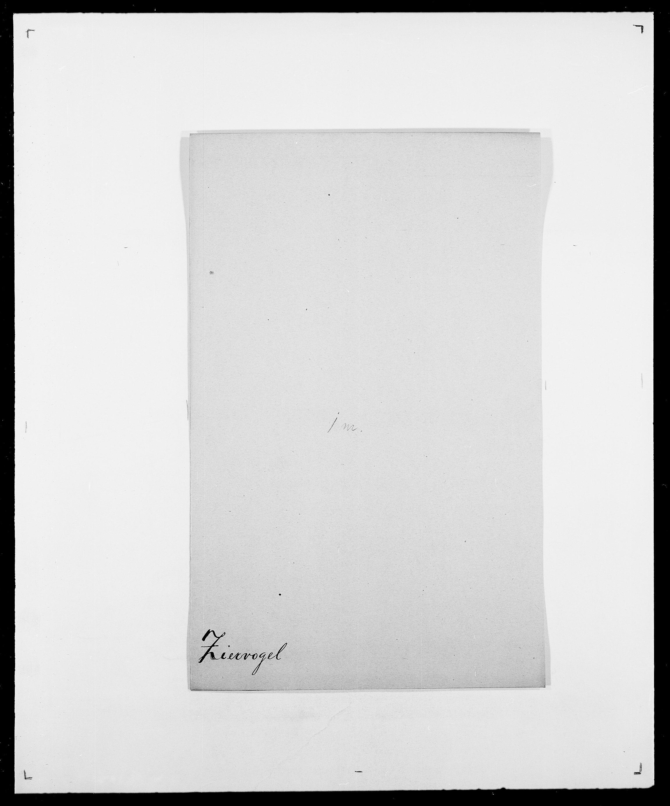 SAO, Delgobe, Charles Antoine - samling, D/Da/L0043: Wulfsberg - v. Zanten, s. 156