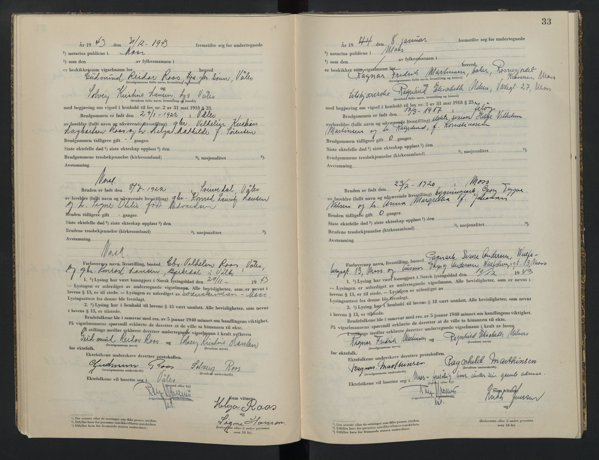 SAO, Moss sorenskriveri, 1943-1944, s. 33