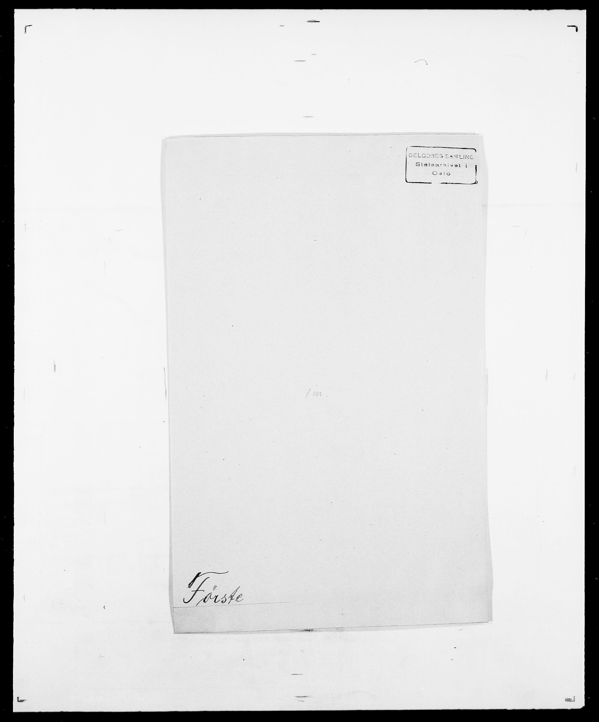 SAO, Delgobe, Charles Antoine - samling, D/Da/L0013: Forbos - Geving, s. 298