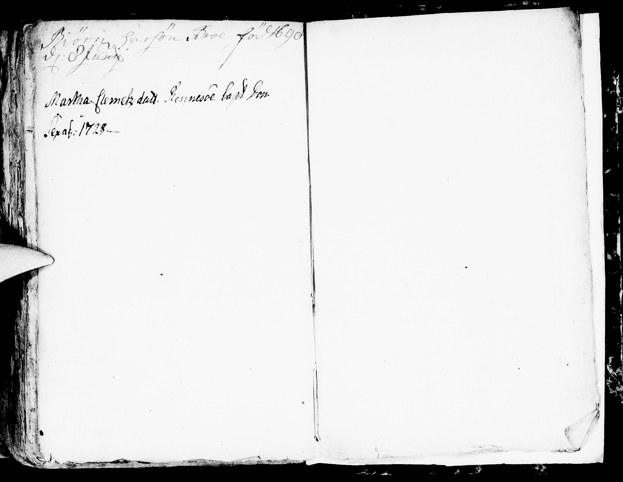 SAST, Rennesøy sokneprestkontor, H/Ha/Haa/L0001: Ministerialbok nr. A 1, 1668-1737