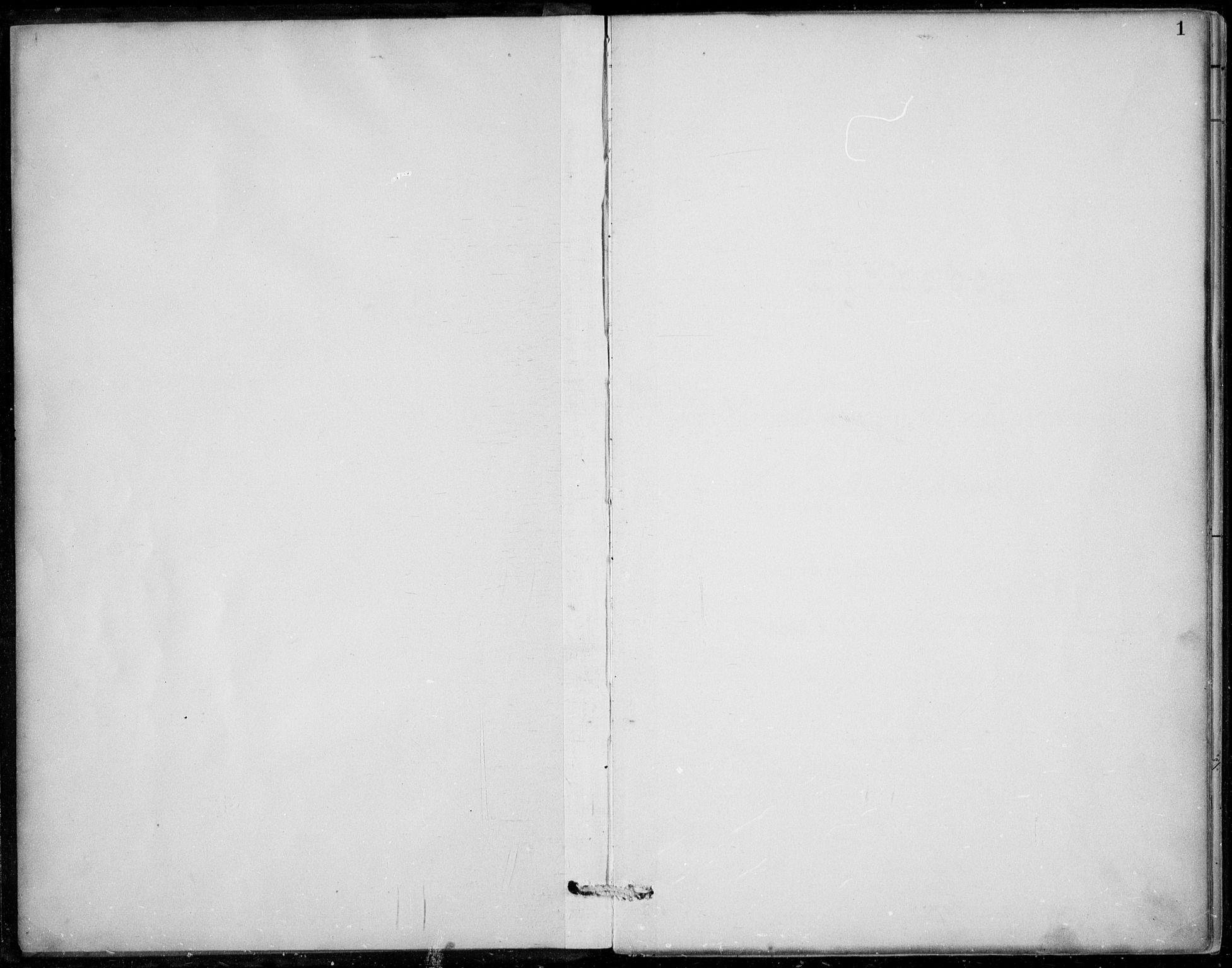 SAB, Strandebarm sokneprestembete, H/Haa: Ministerialbok nr. D  1, 1886-1912, s. 1