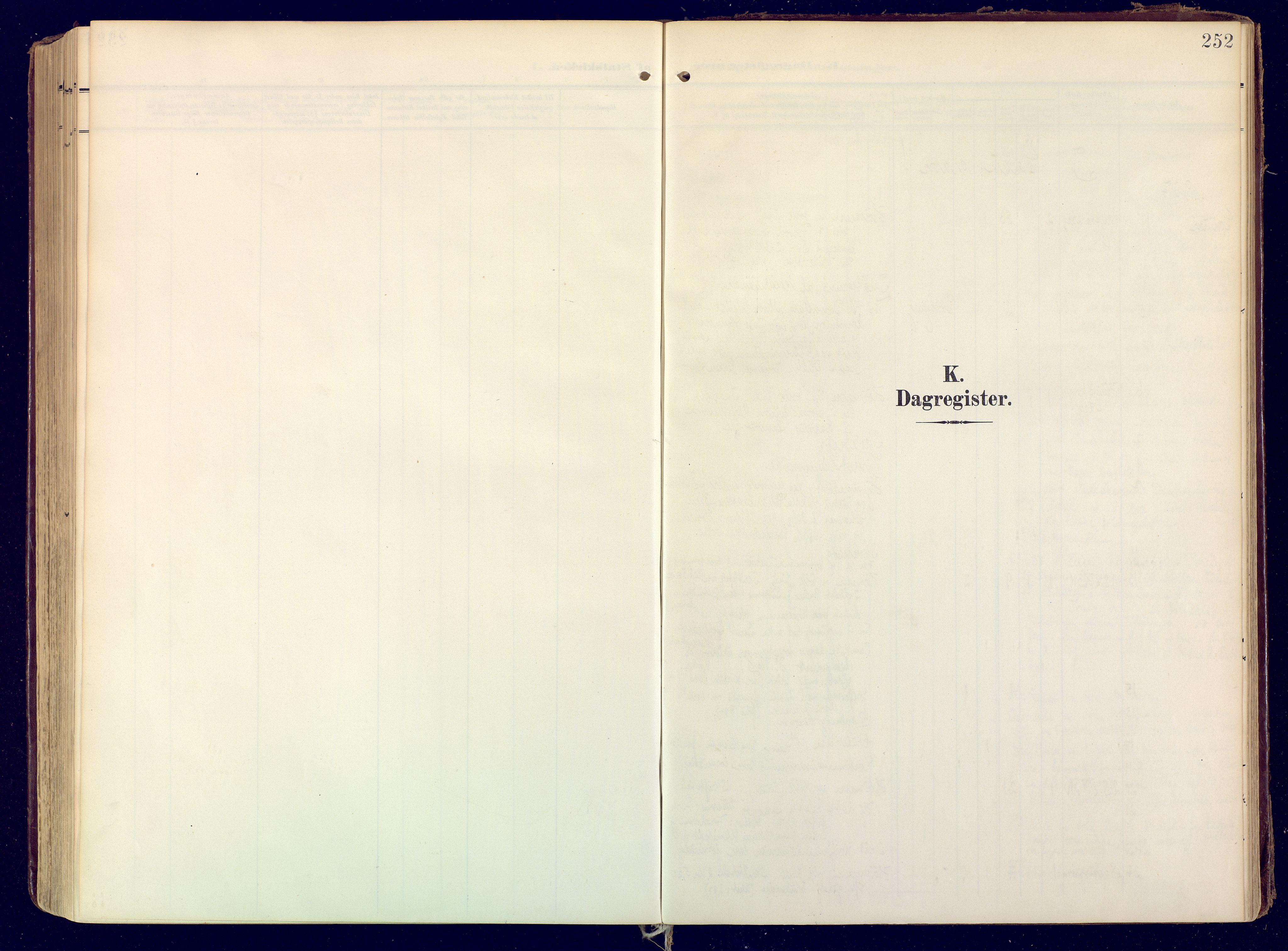 SATØ, Karasjok sokneprestkontor, H/Ha: Ministerialbok nr. 3, 1907-1926, s. 252