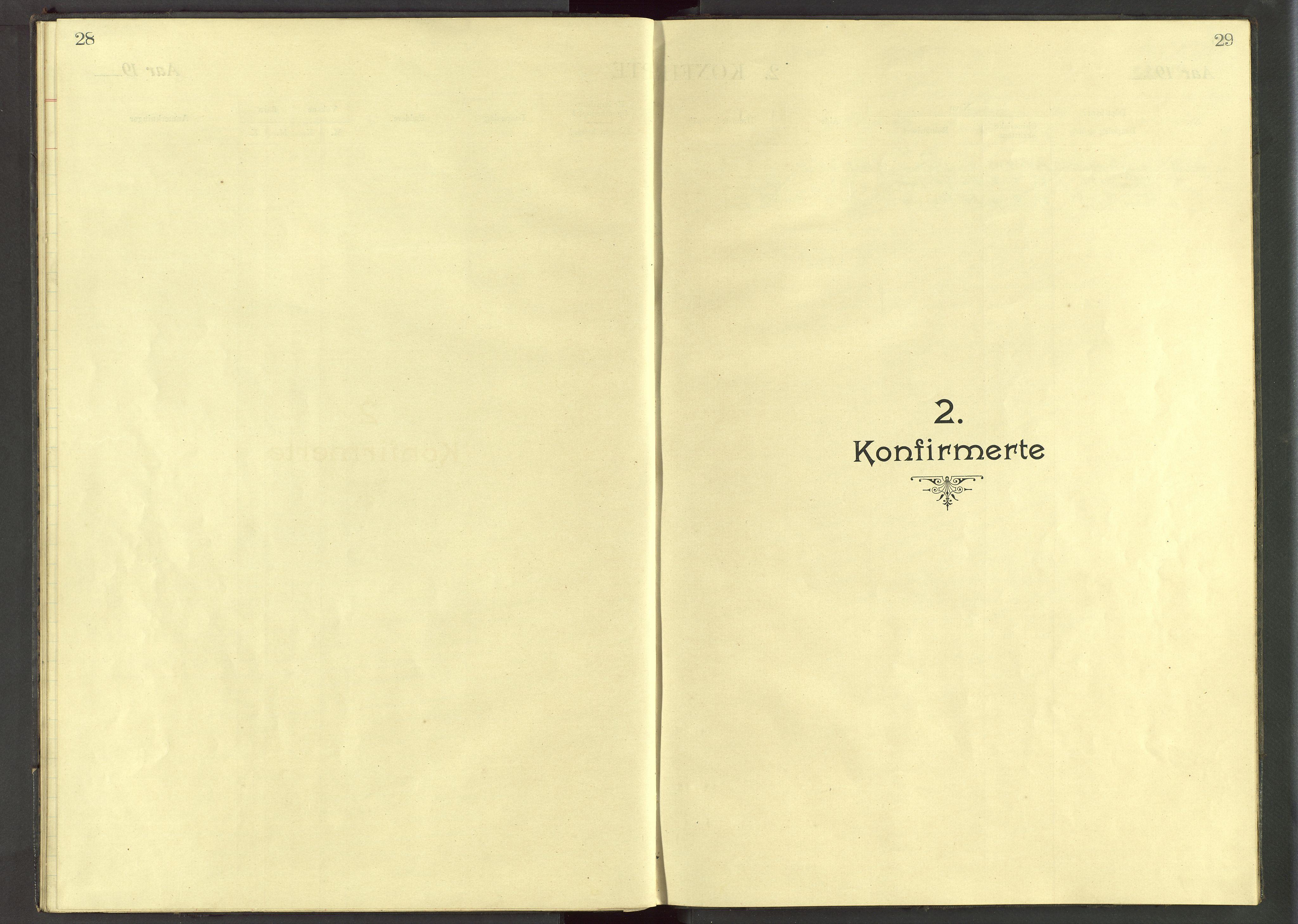 VID, Det Norske Misjonsselskap - utland - Kina (Hunan), Dm/L0080: Ministerialbok nr. 118, 1942-1947, s. 28-29