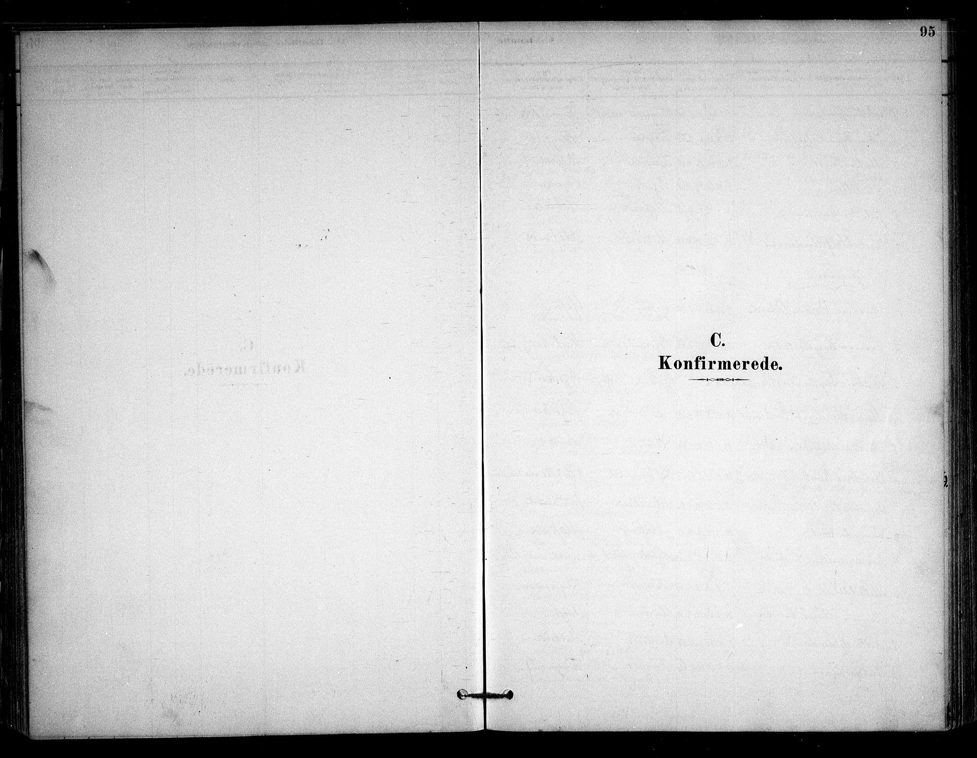 SAO, Sørum prestekontor Kirkebøker, F/Fb/L0001: Ministerialbok nr. II 1, 1878-1915, s. 95