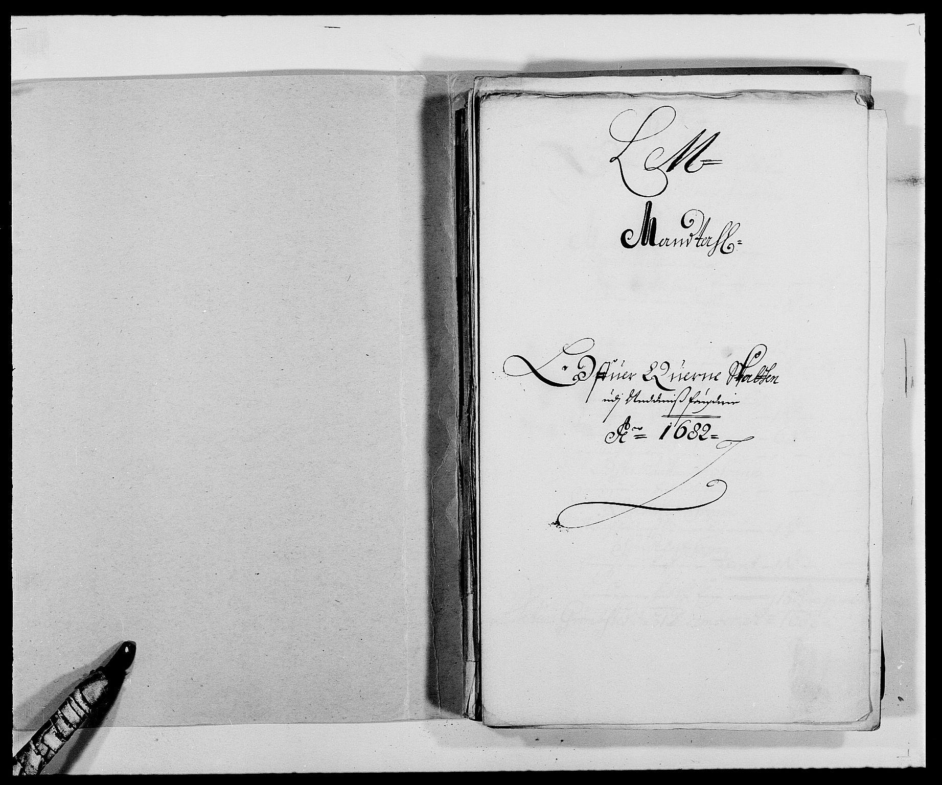 RA, Rentekammeret inntil 1814, Reviderte regnskaper, Fogderegnskap, R39/L2304: Fogderegnskap Nedenes, 1680-1682, s. 336