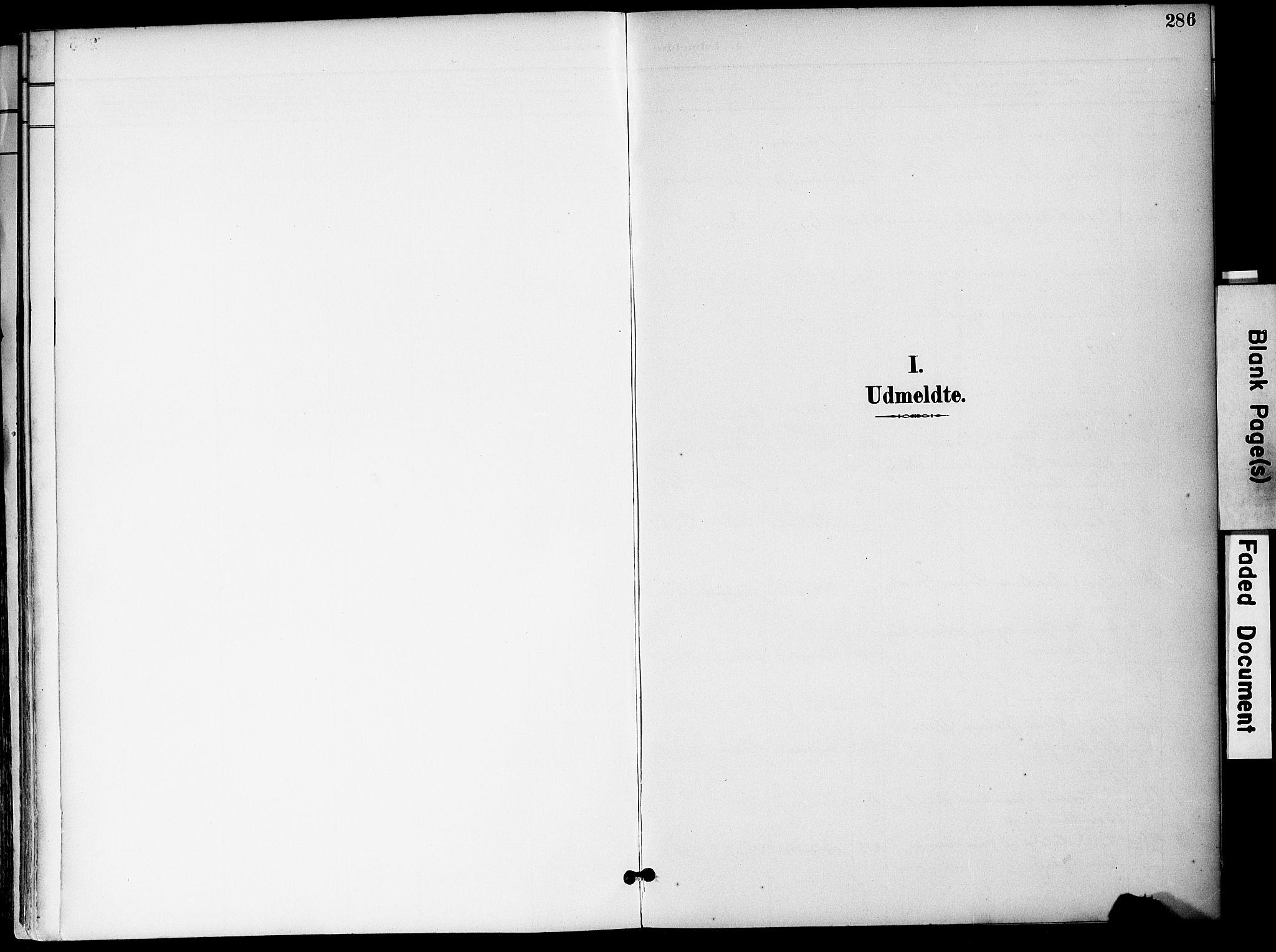 SAKO, Hurum kirkebøker, F/Fa/L0015: Ministerialbok nr. 15, 1896-1908, s. 286