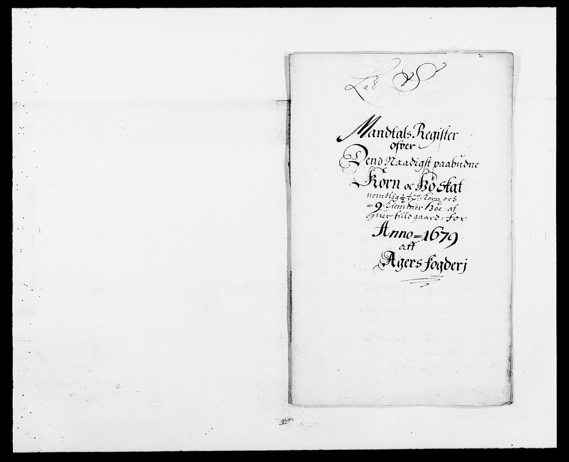 RA, Rentekammeret inntil 1814, Reviderte regnskaper, Fogderegnskap, R08/L0416: Fogderegnskap Aker, 1678-1681, s. 460